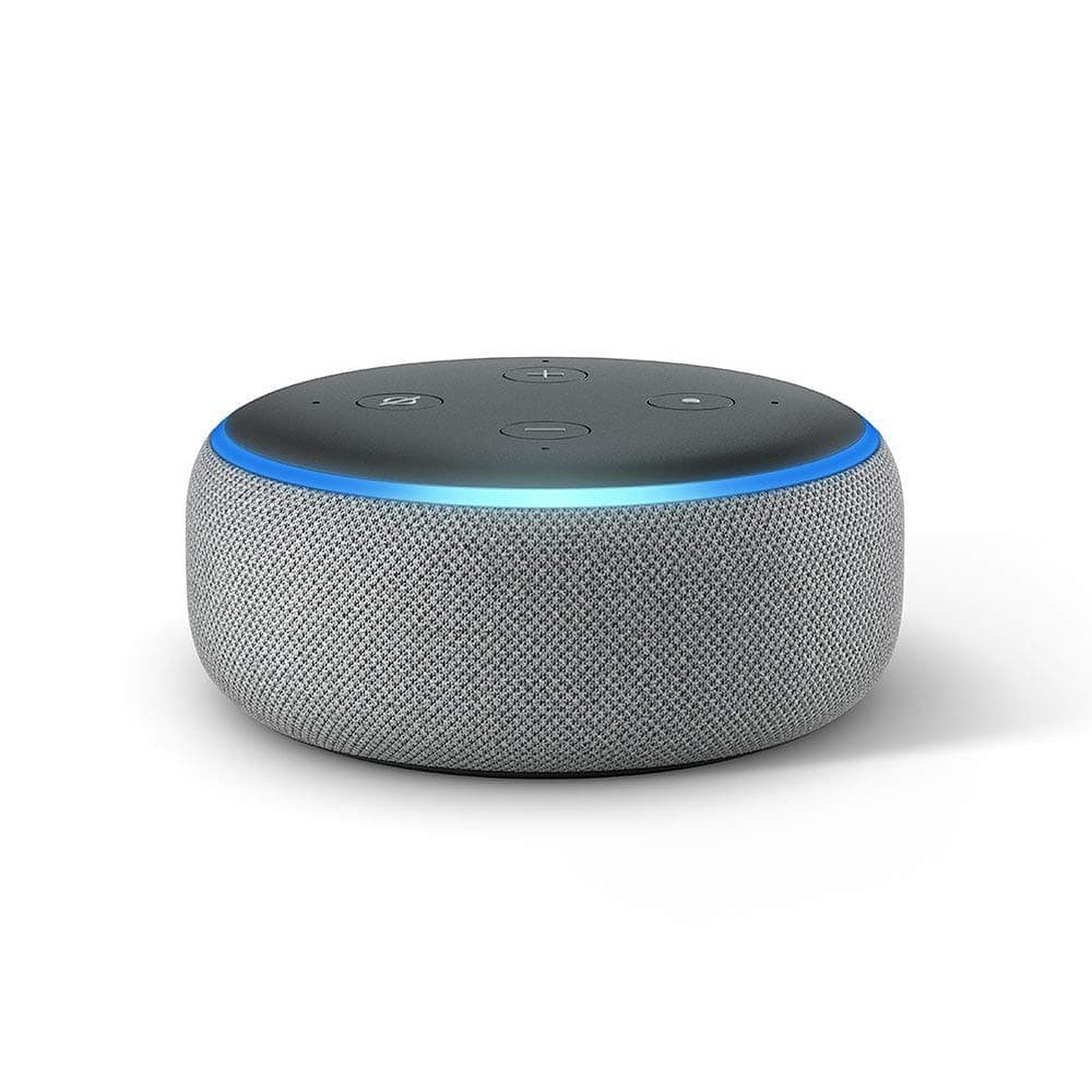 Amazon Echo Dot 3ème Génération Gris anthracite