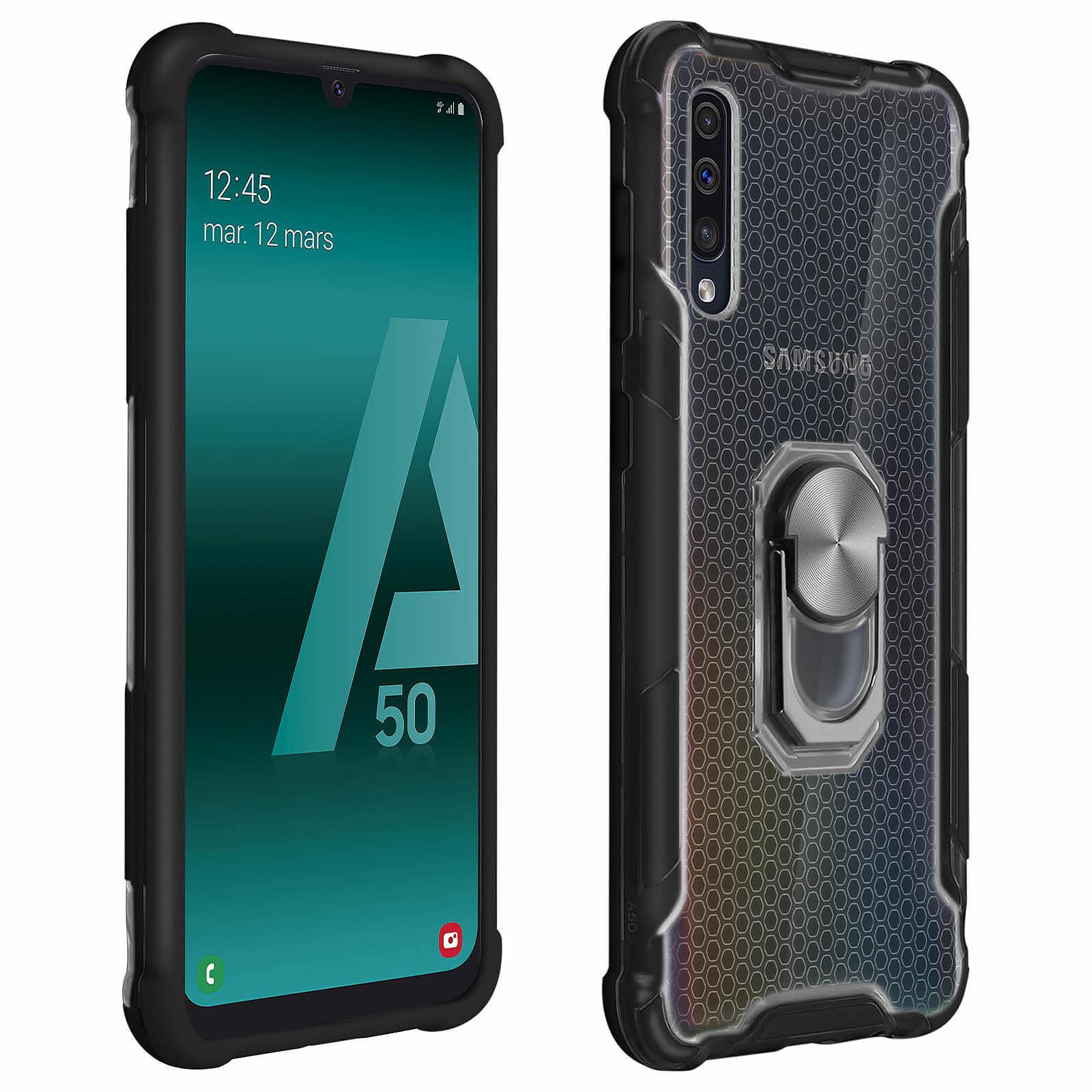 Avizar Coque Noir pour Samsung Galaxy A50 , Samsung Galaxy A30s