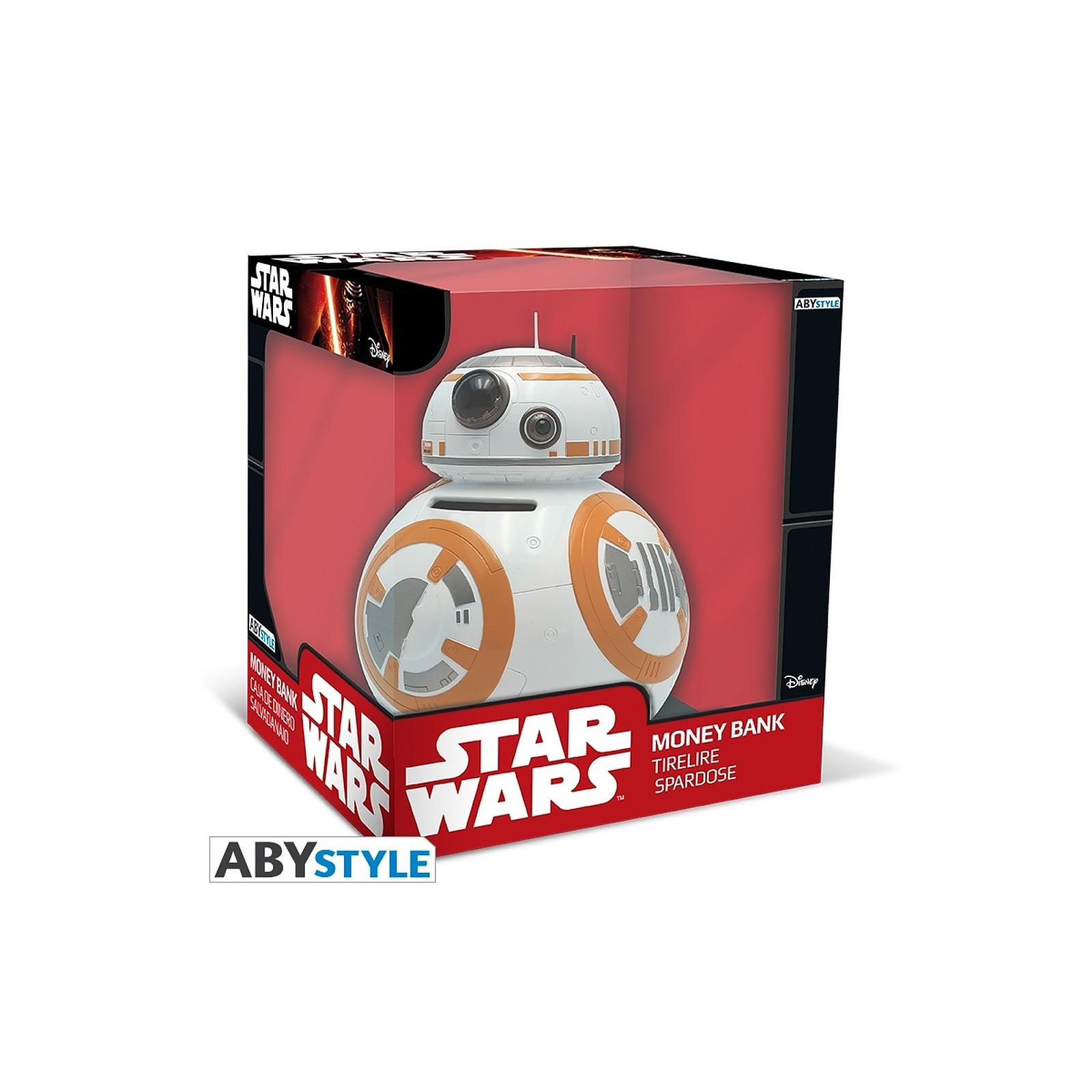 Star Wars - Tirelire BB8