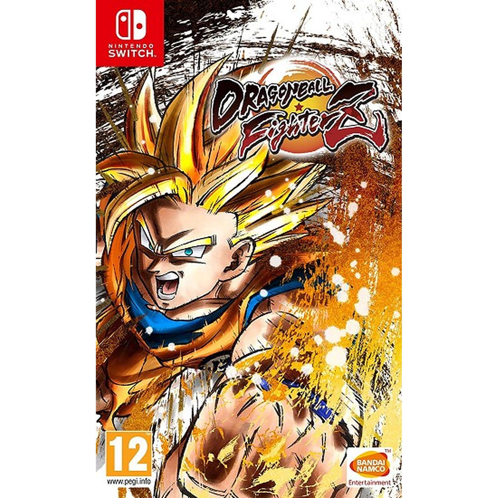 Dragon Ball Fighter Z (SWITCH)