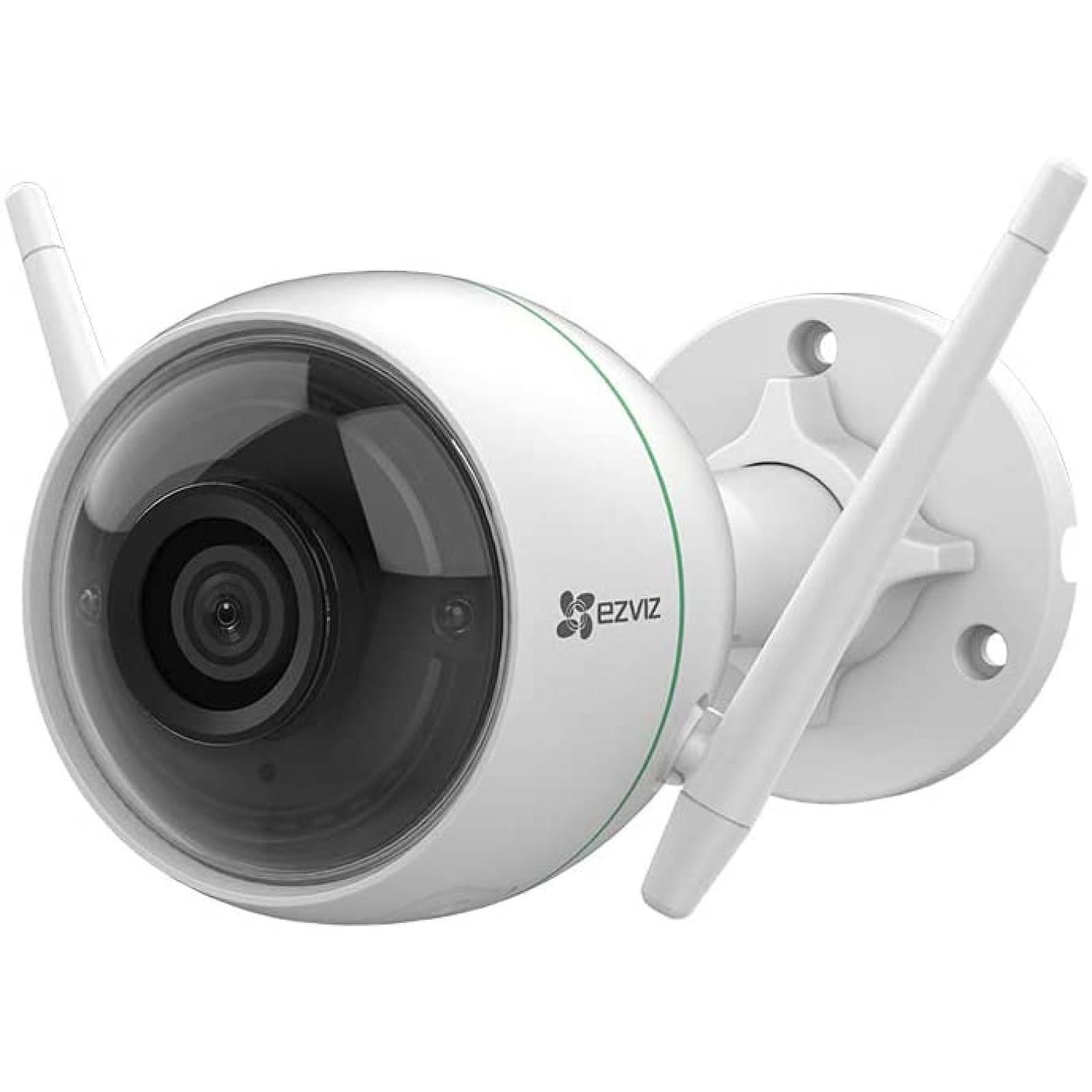 EZVIZ Caméra Surveillance Wifi Extérieure Avec 30m Vision Nocturne C3wn EZV_C3WN