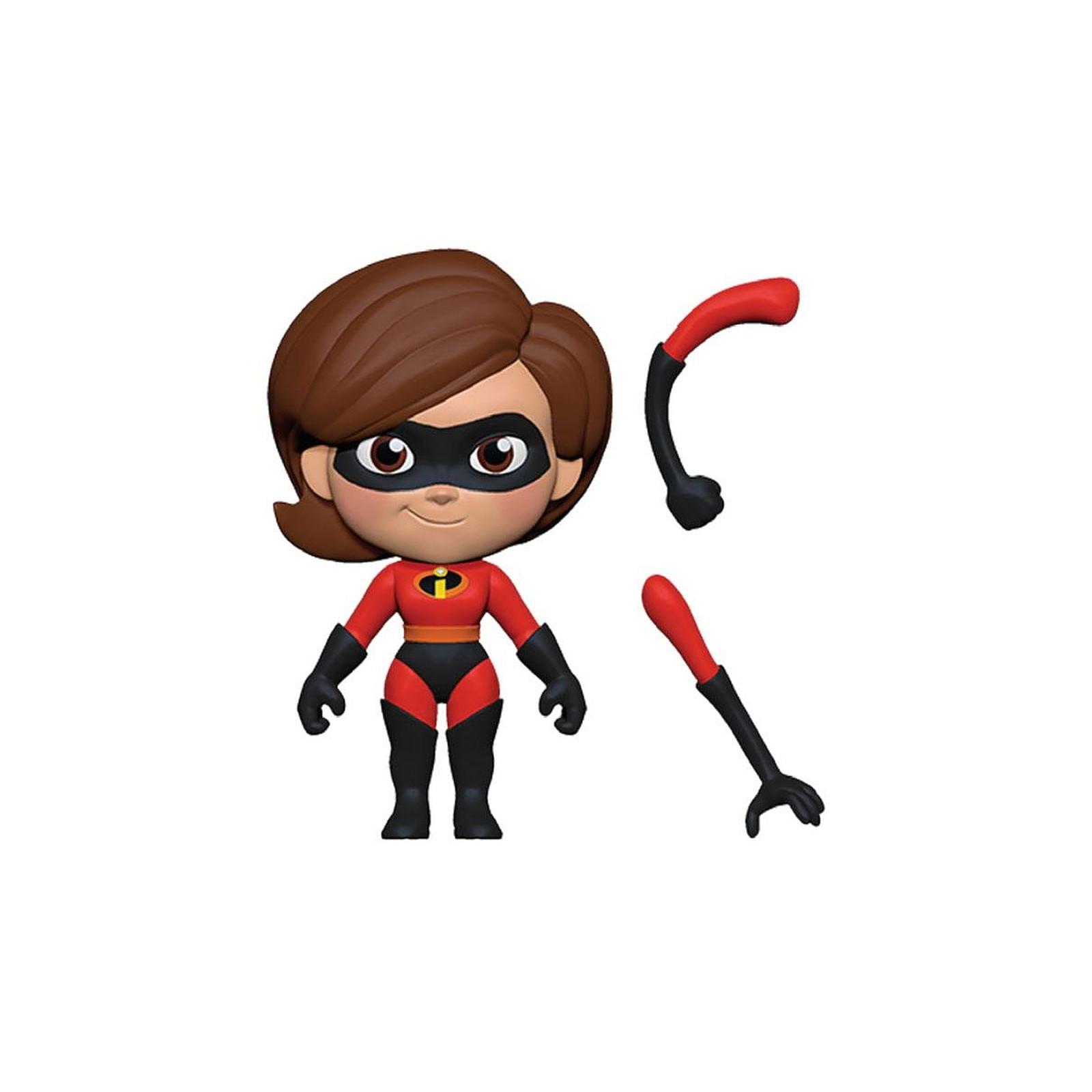 Elastigirl Super-héros Personnage 10 cm Disney Les incroyables 2