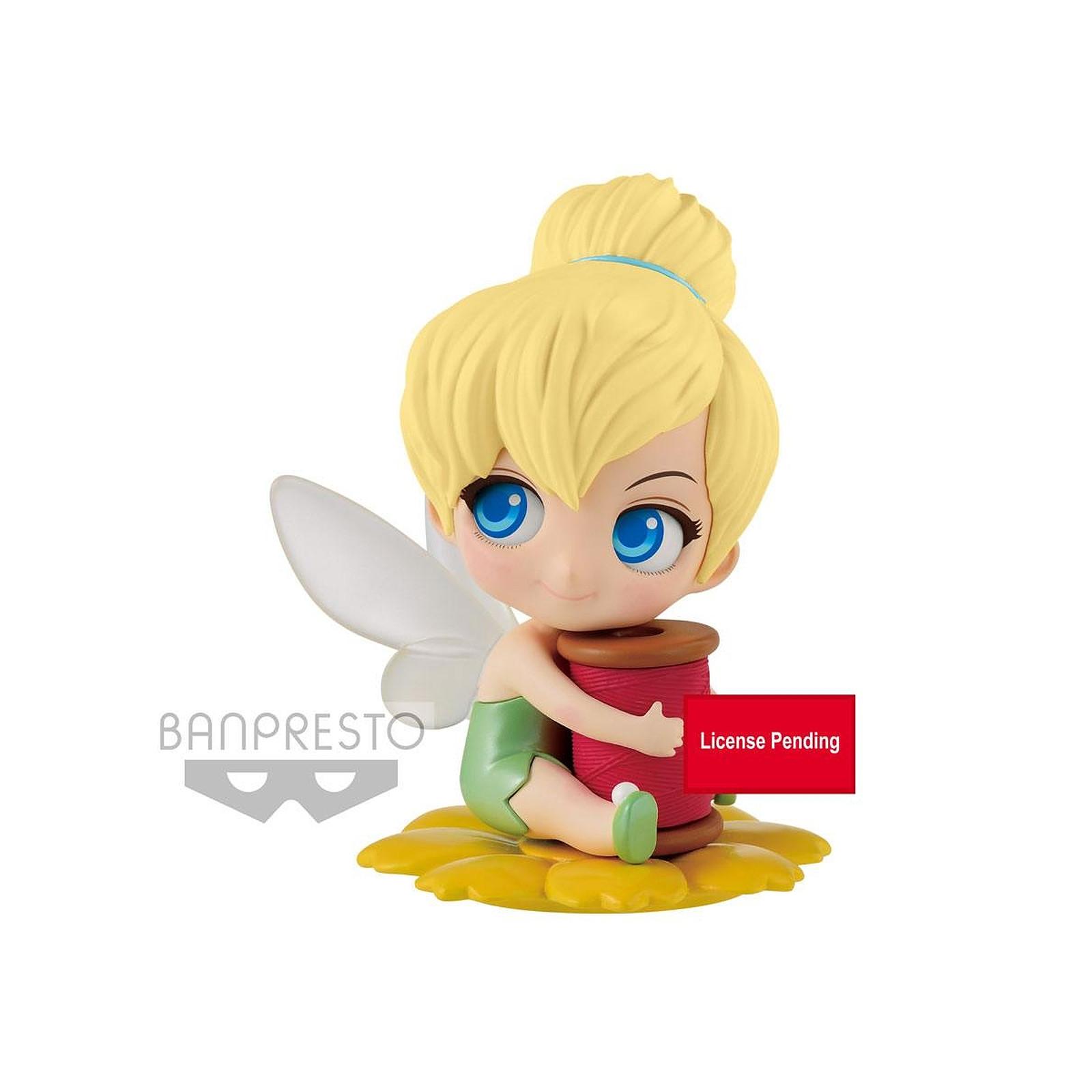 Disney Figurine Sweetiny Fee Clochette Version B 8 Cm Figurines Banpresto Sur Ldlc Com