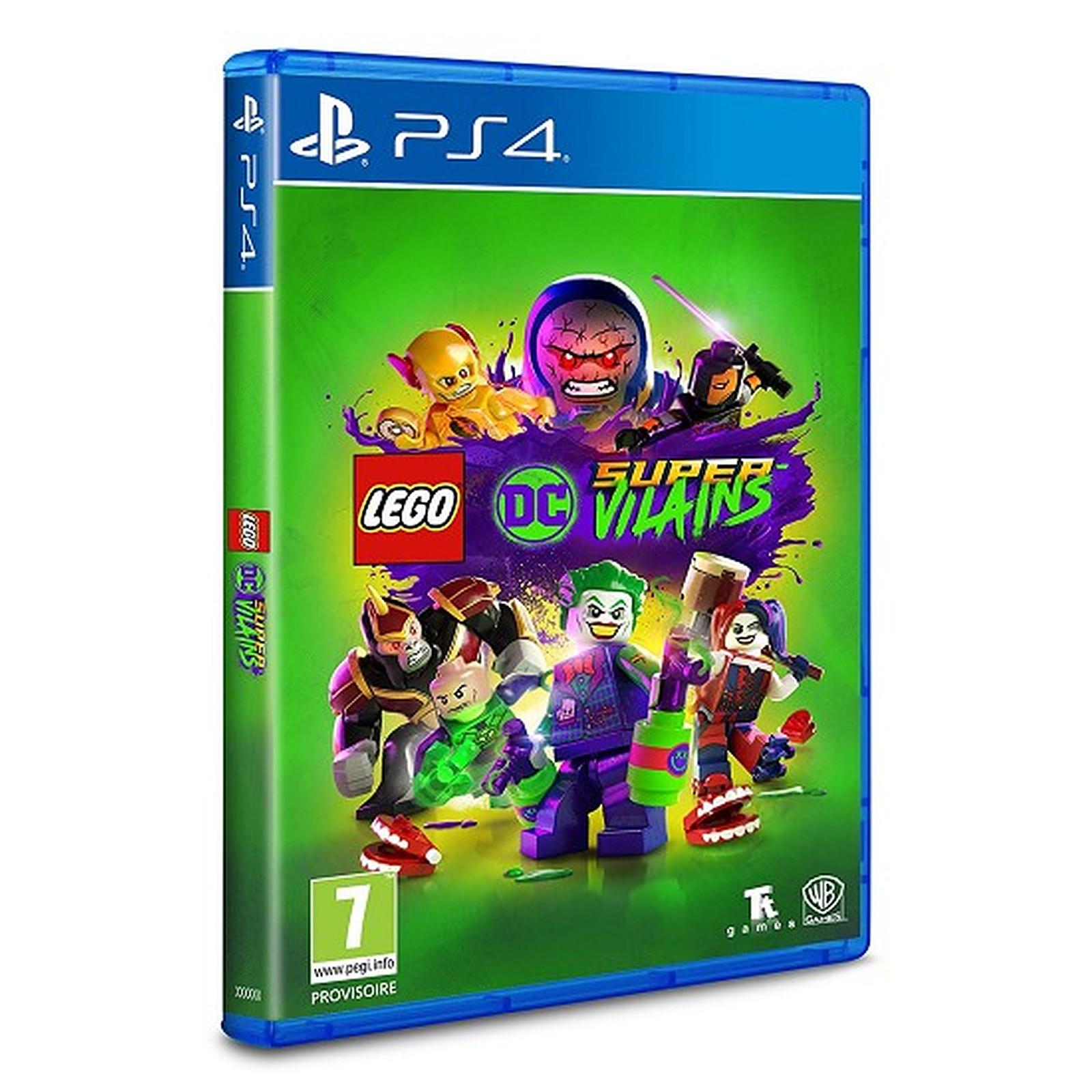 LEGO DC Super Vilains (PS4)