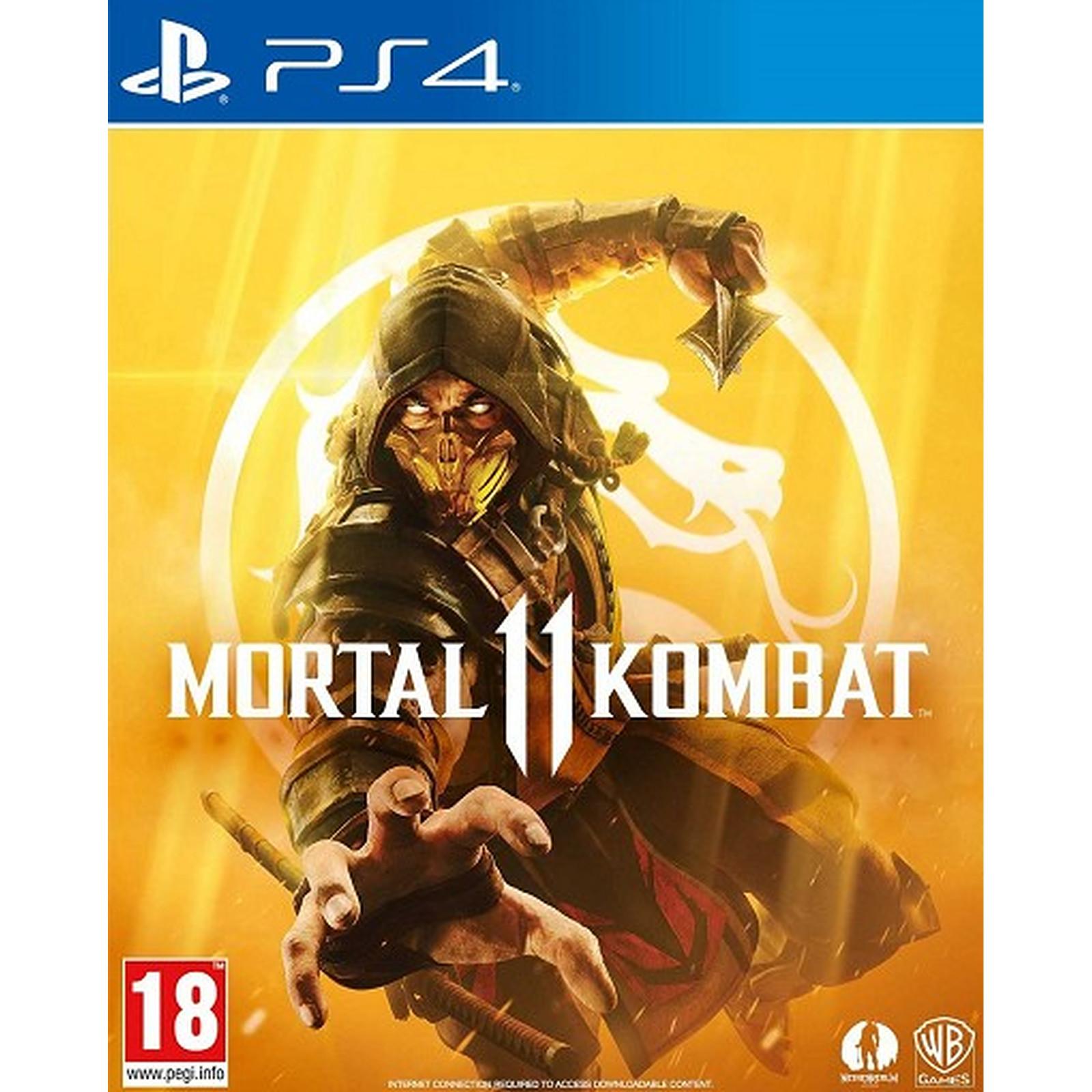Mortal Kombat 11 (PS4)