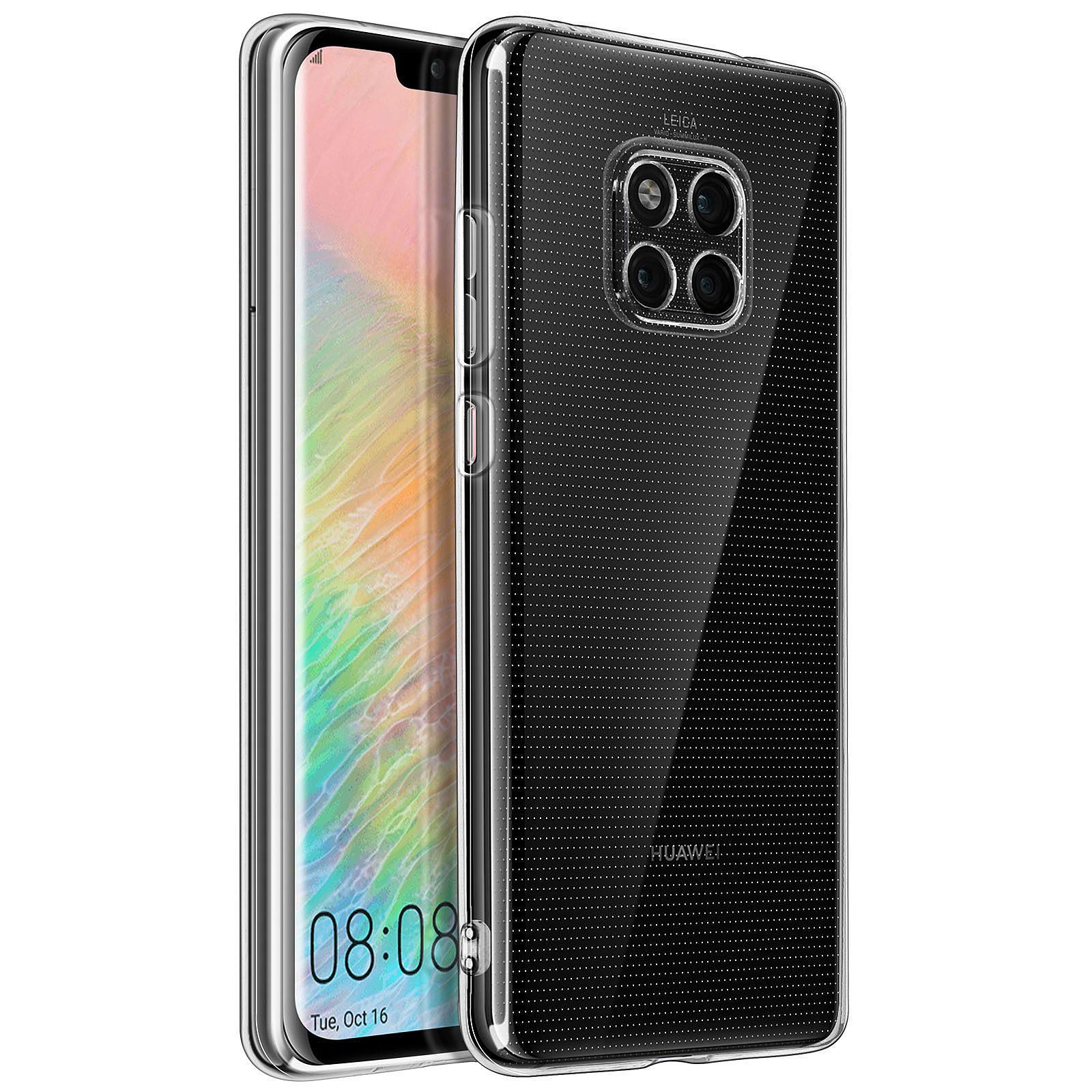 Avizar Coque Transparent pour Huawei Mate 20 Pro