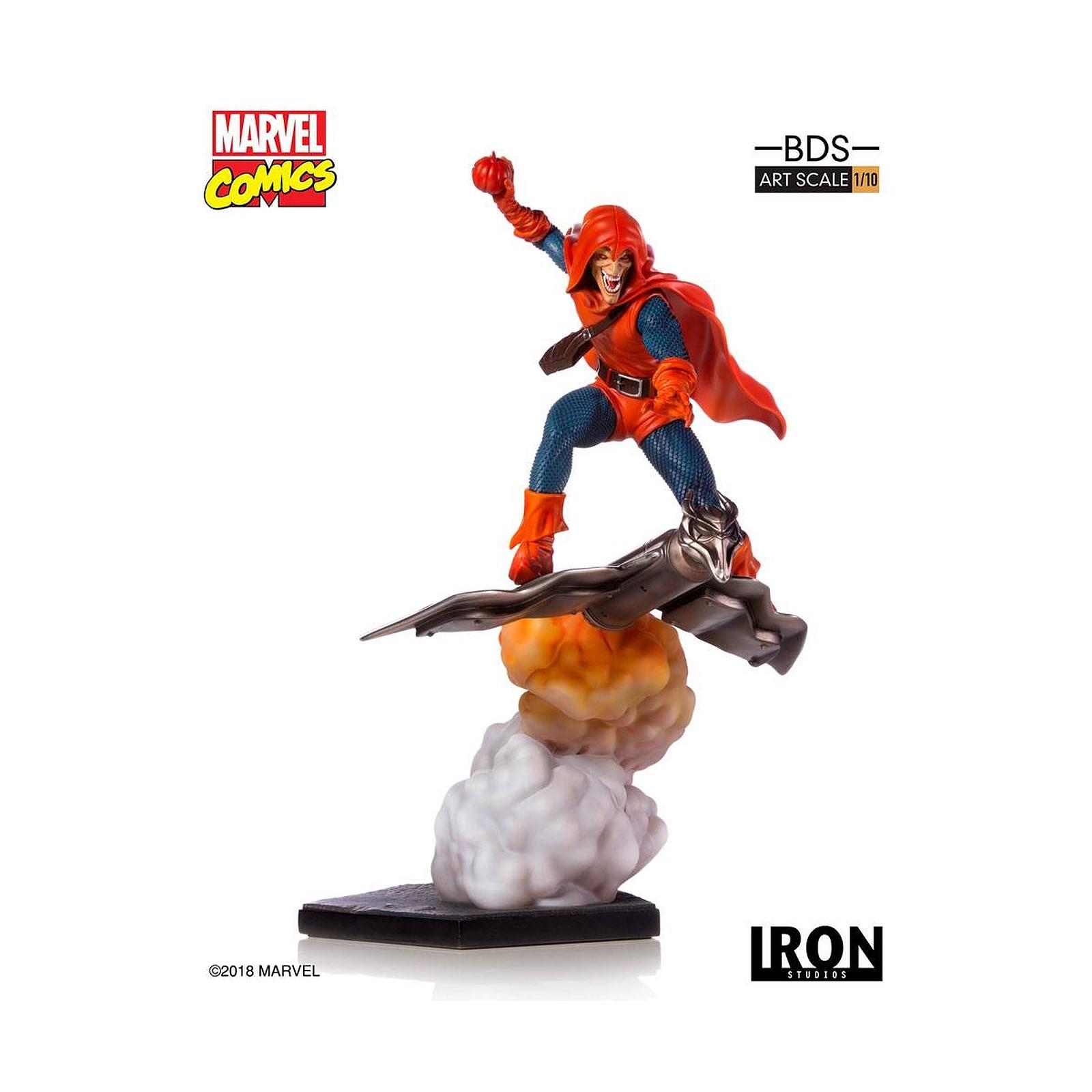 Marvel Comics - Statuette 1/10 BDS Art Scale Hobgoblin 30 cm