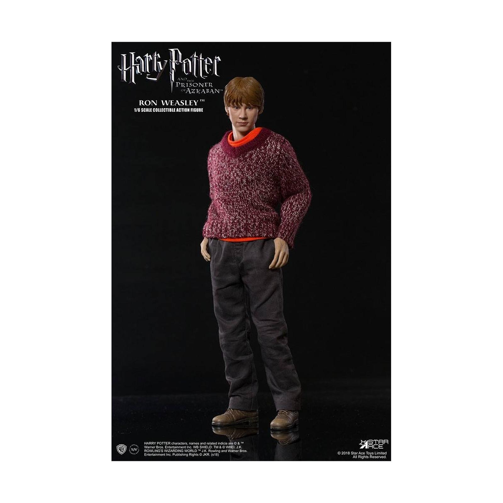 Harry Potter - Figurine 1/6 Ron Weasley Deluxe Ver. 29 cm - My Favourite Movie