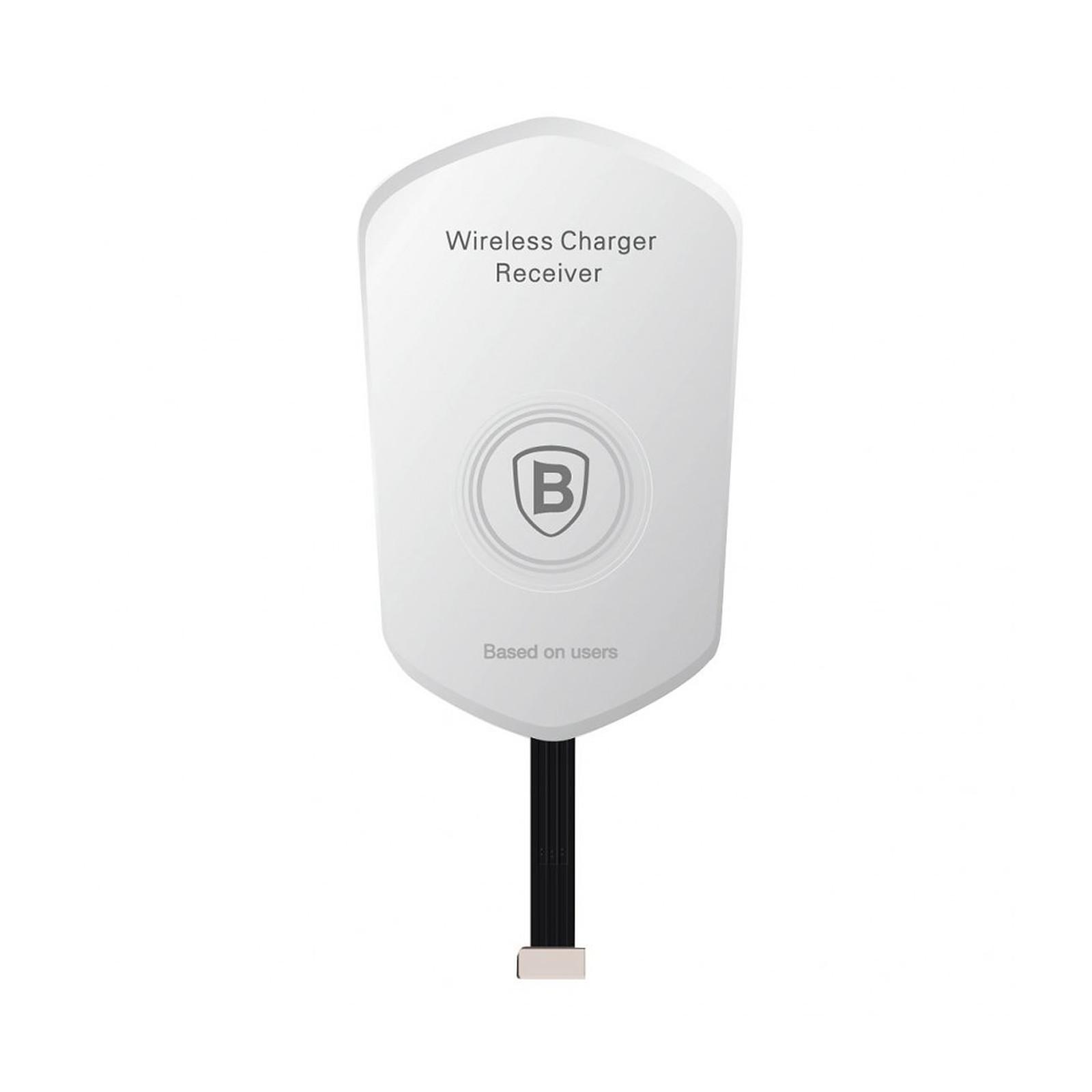 Cellys Chargeur sans fil  et adaptateur Qi pour iPhone 5 et Plus