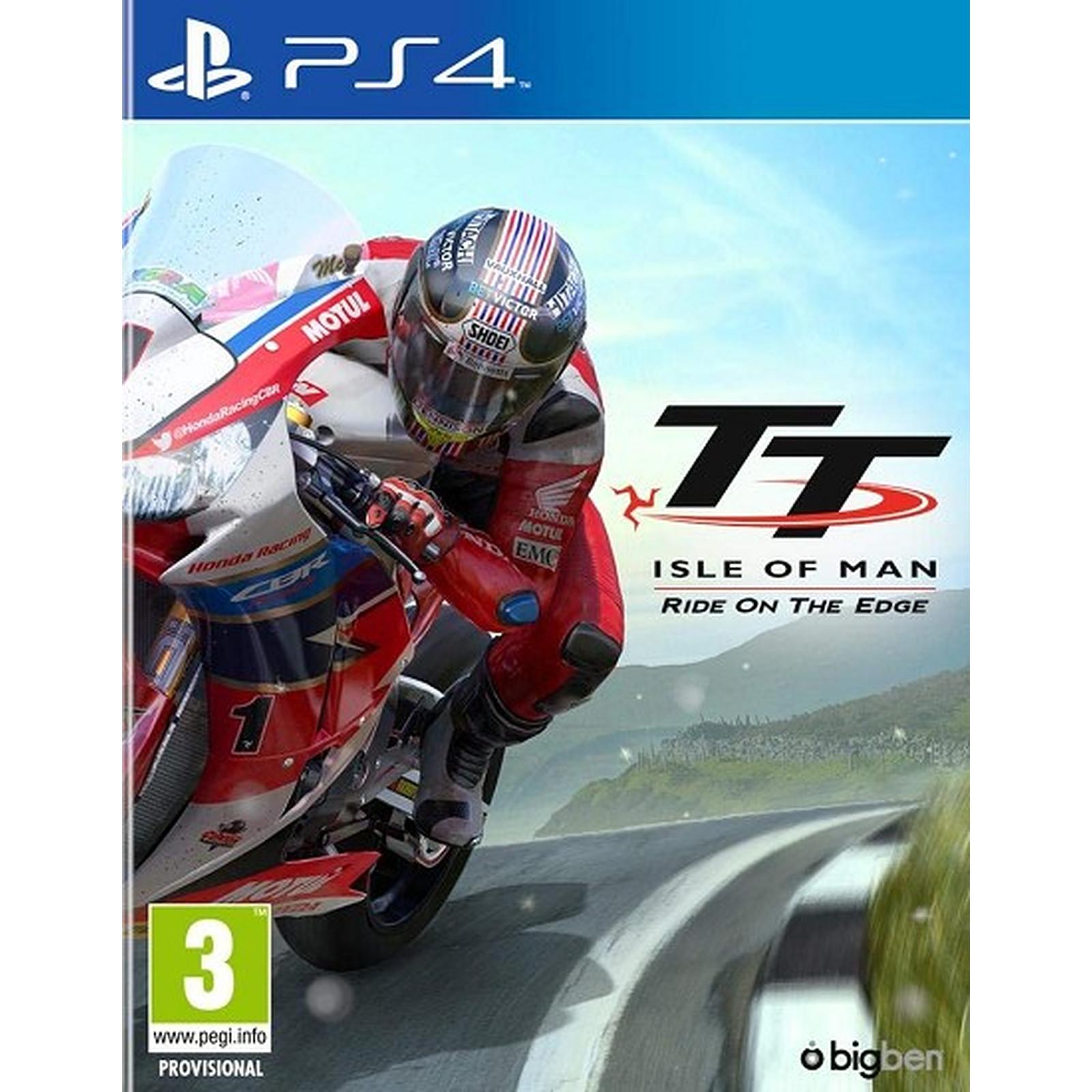 TT Isle Of Man (PS4)