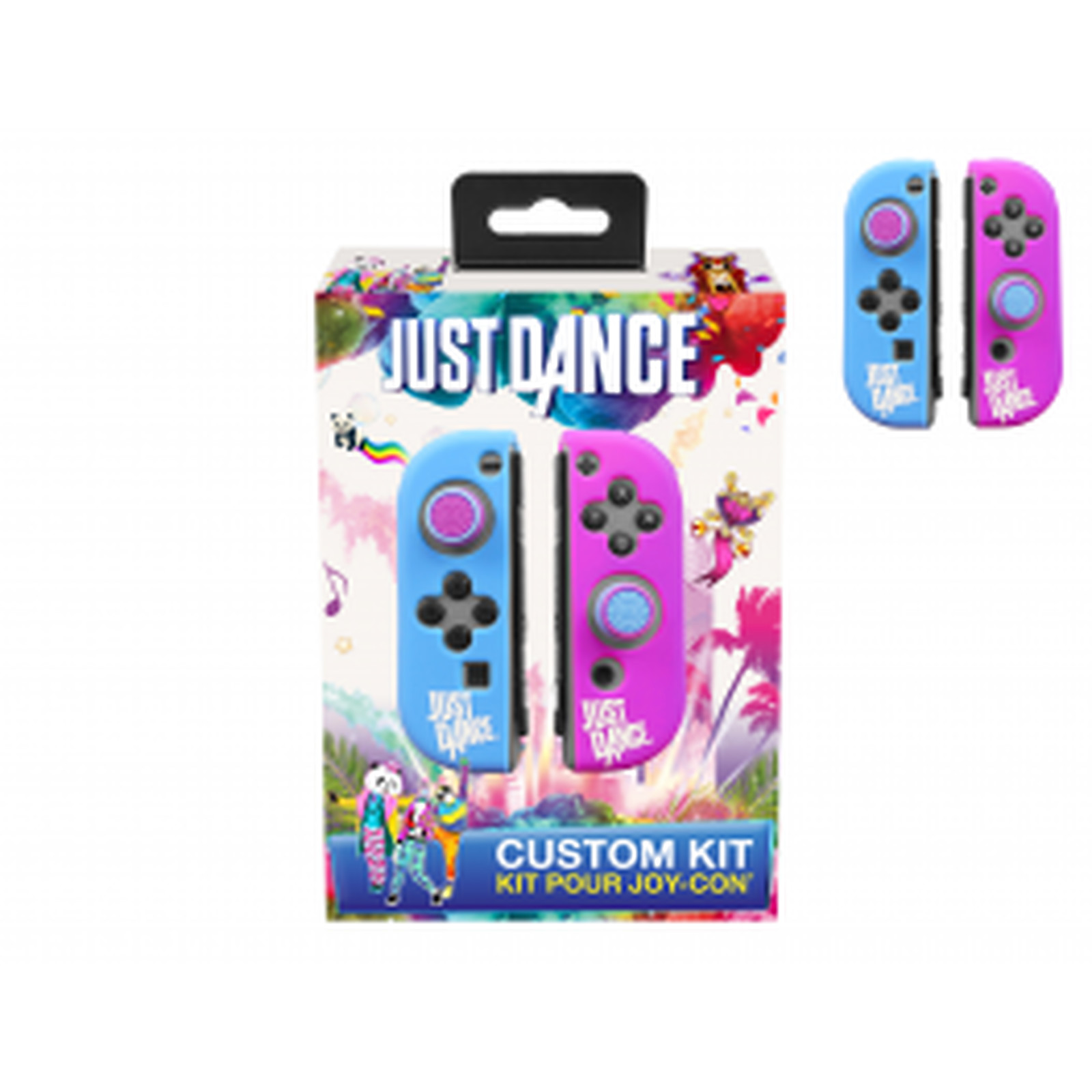 Just Dance Kit de customisation officiel