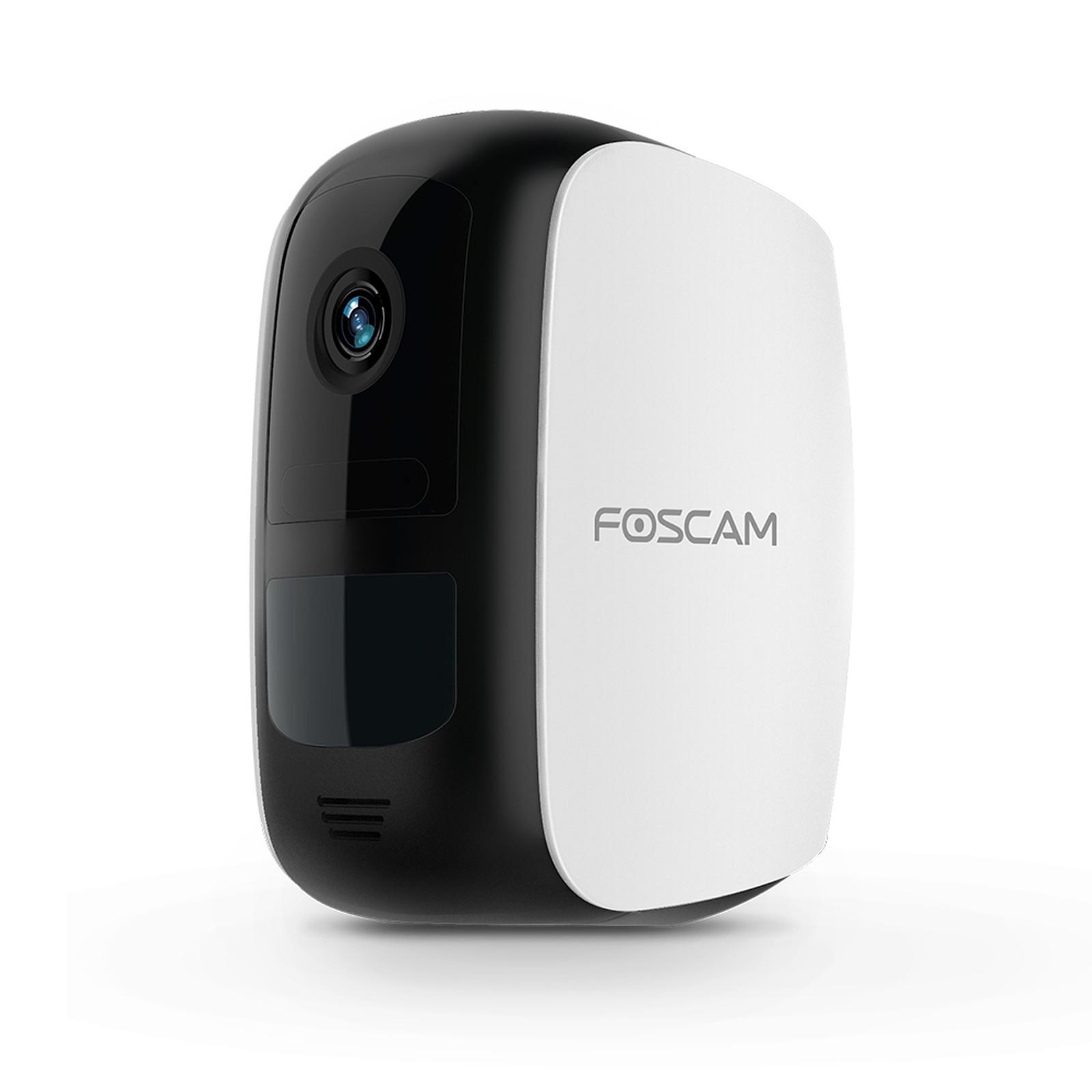 Foscam Caméra autonome 100% sans fil - B1
