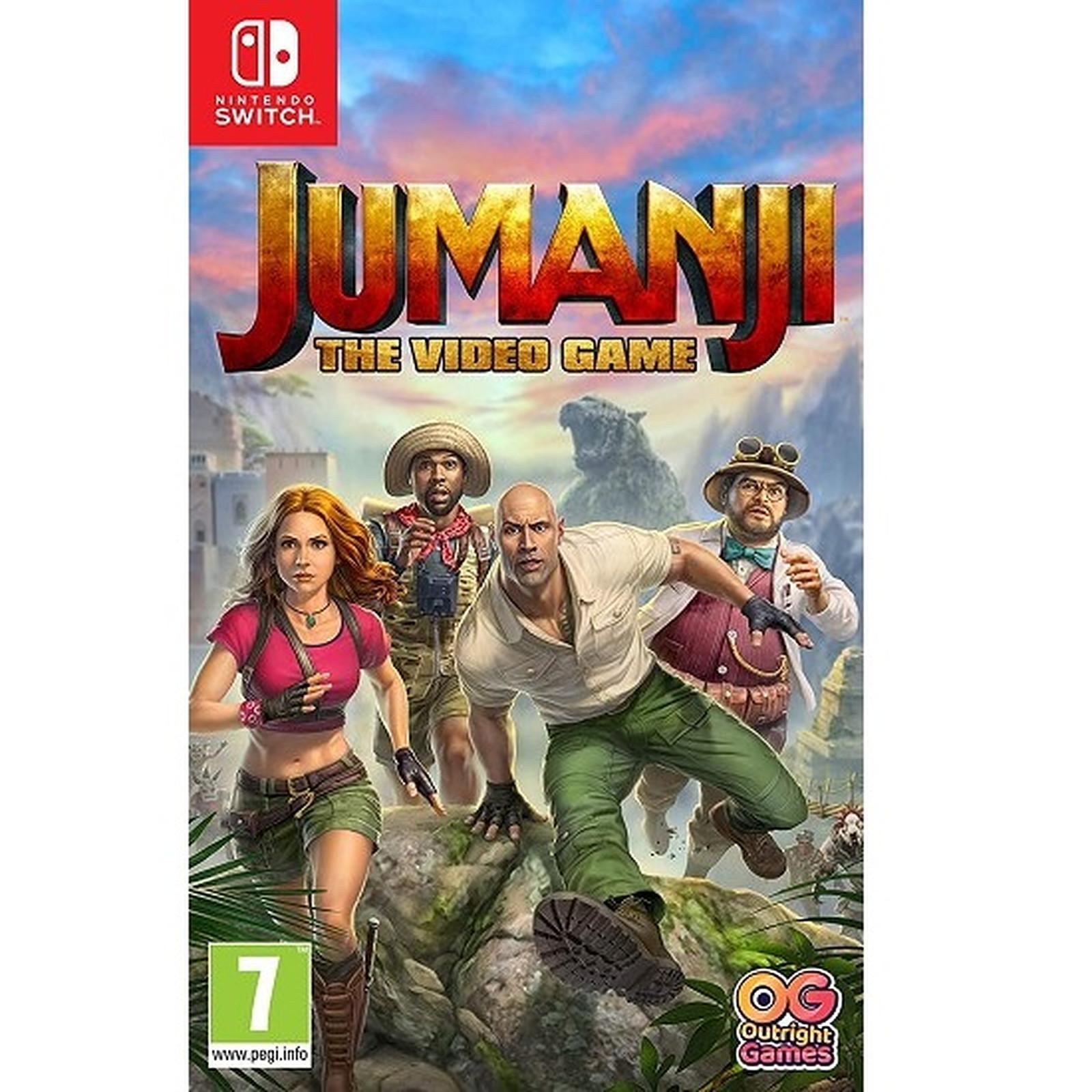 Jumanji (SWITCH)