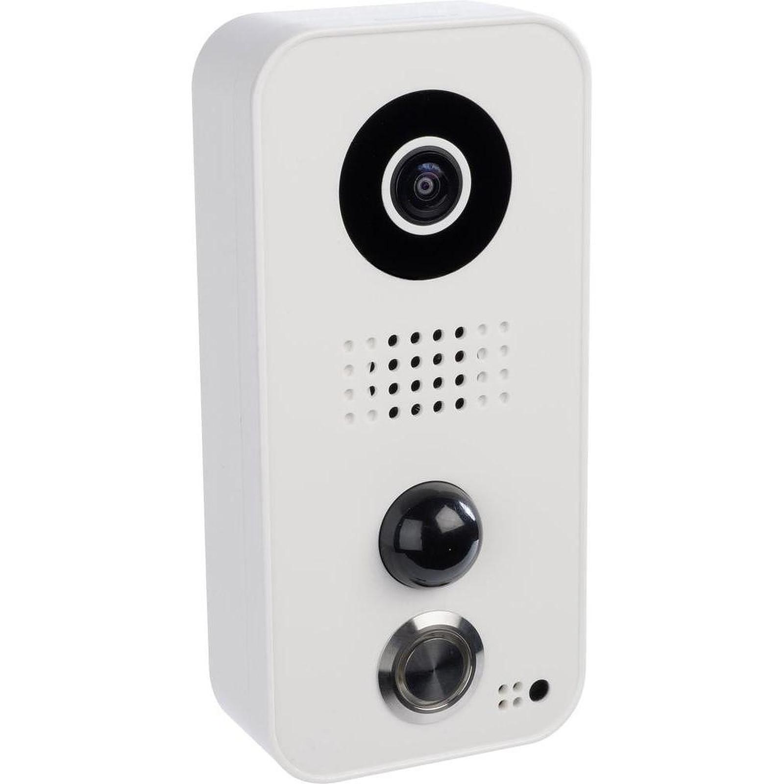DoorBird Portier Vidéo Connecté Wifi Et Hd D101 DOO_D101