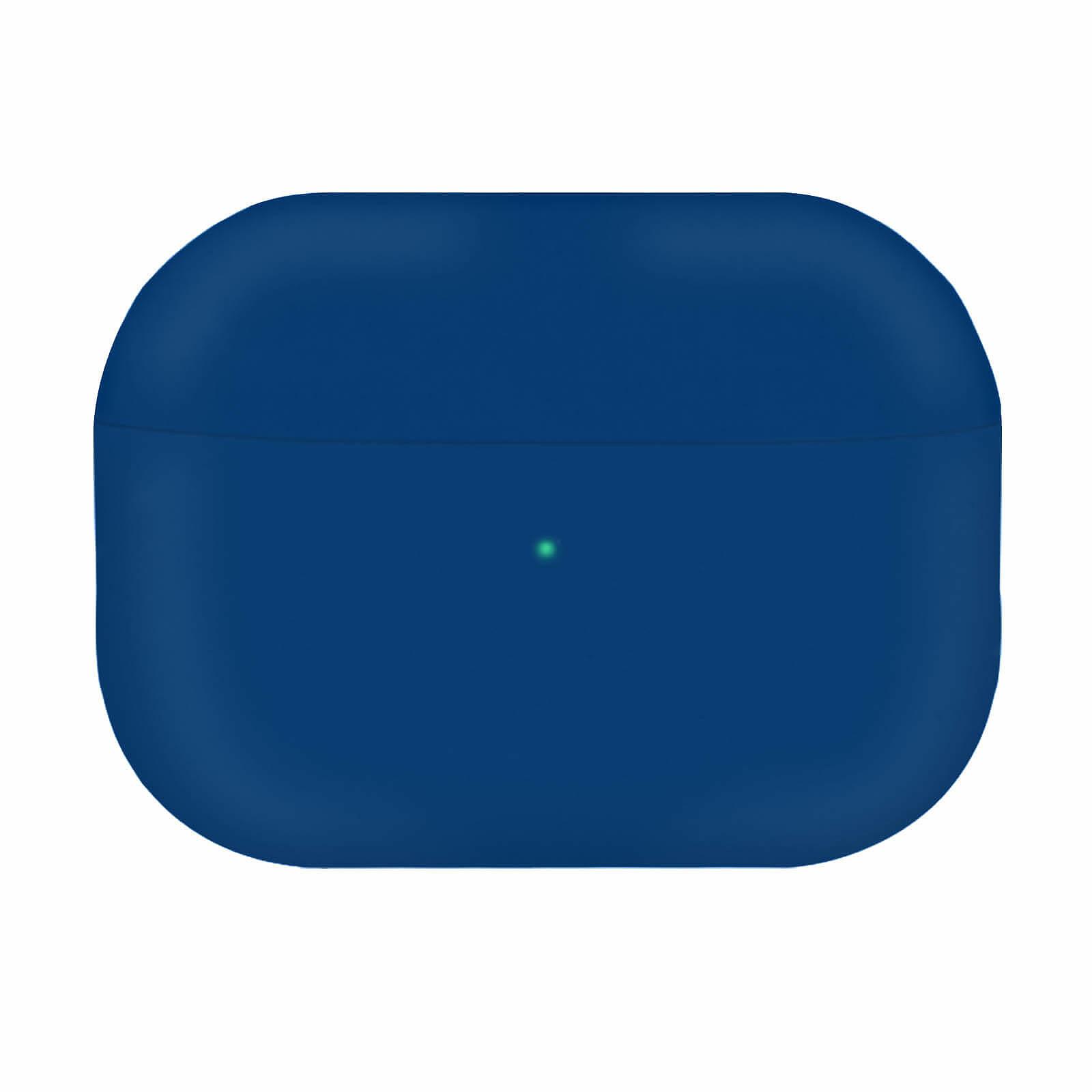 Avizar Coque Bleu Nuit pour Apple AirPods Pro