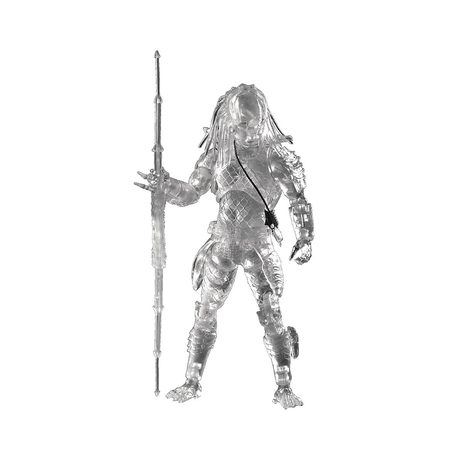 Predator 2 - Figurine 1/18 Predator Invisible City Hunter Previews Exclusive 11 cm