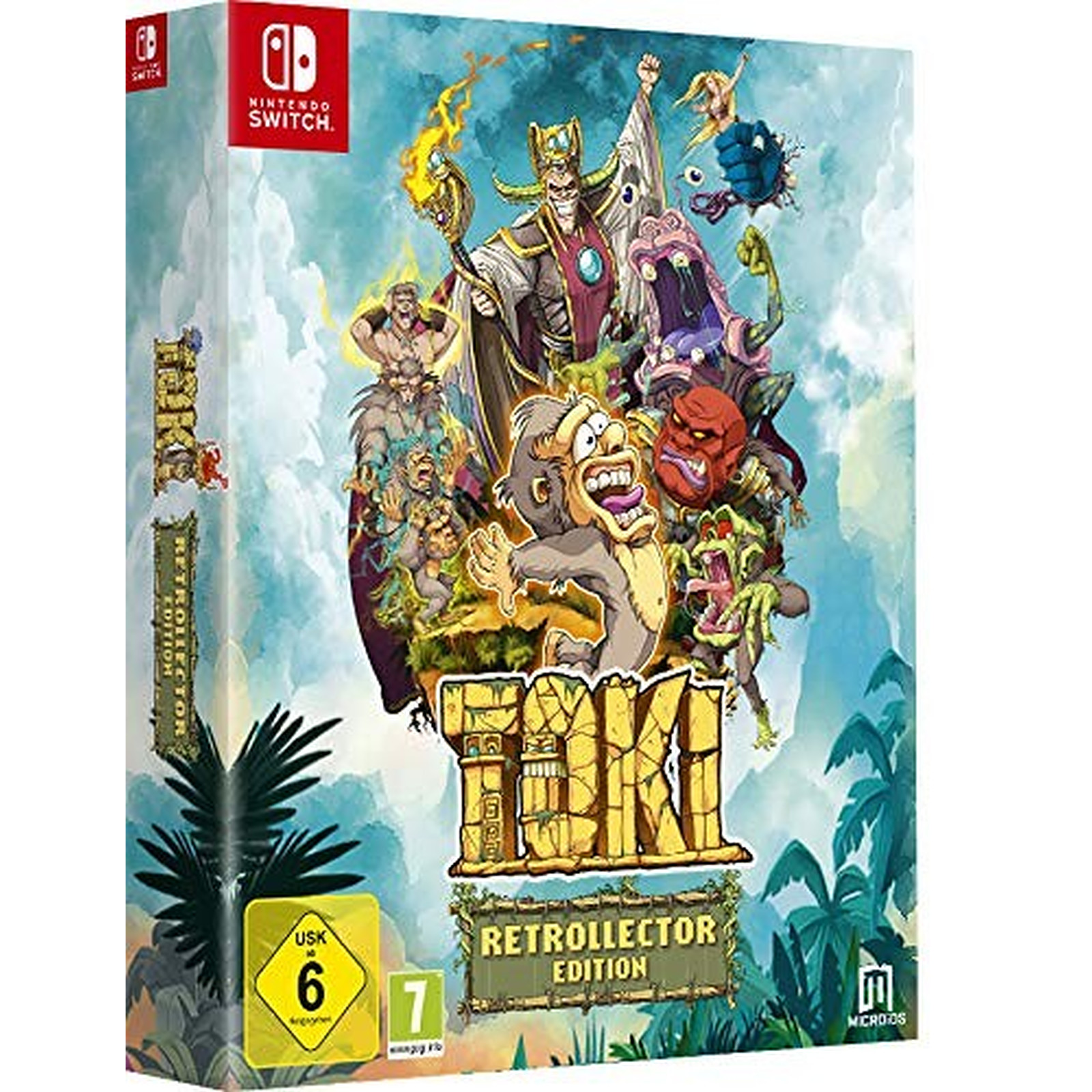 Toki Collector s Edition (SWITCH)