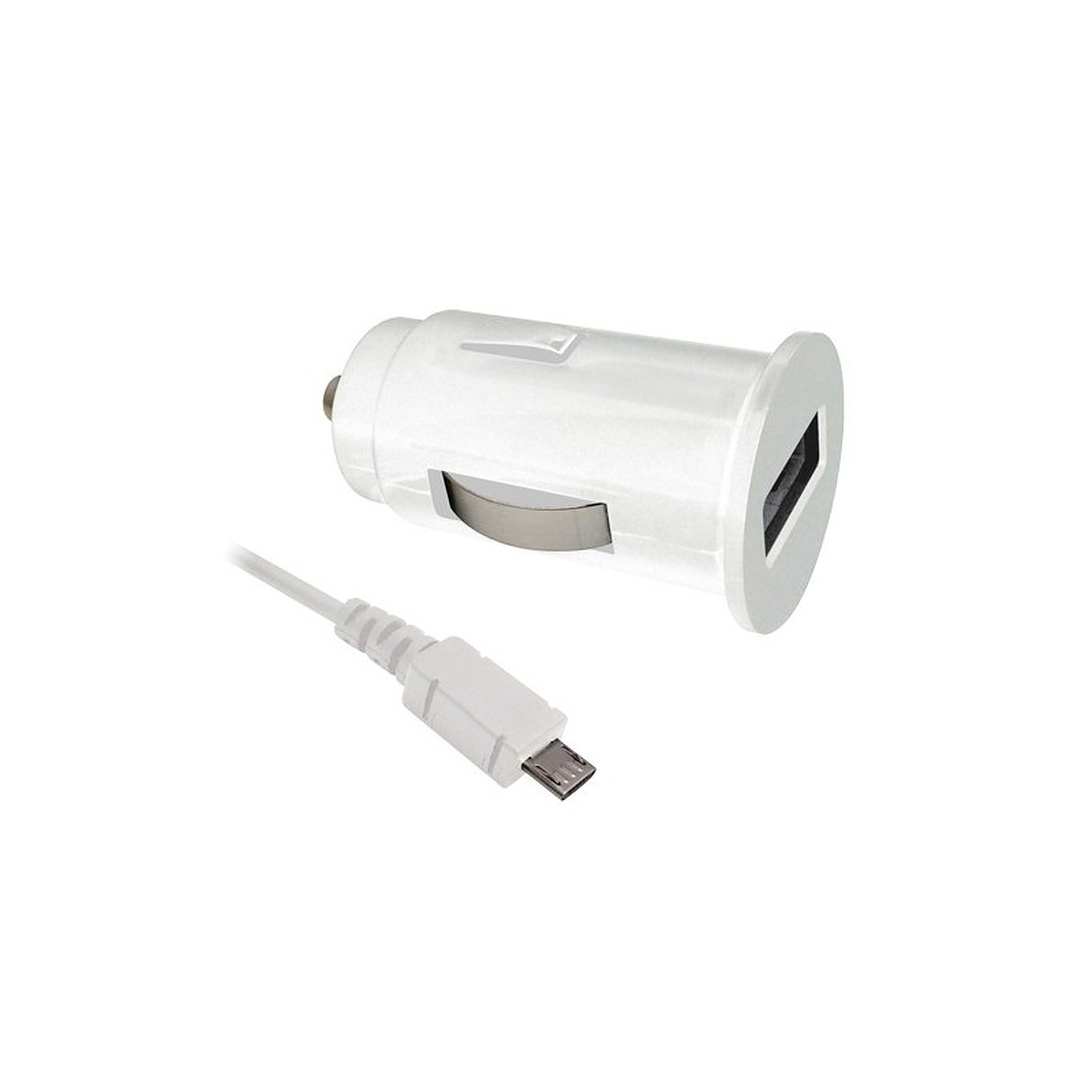 LDLC AC+ Chargeur voiture 2.1A + 1A Chargeur allume cigare