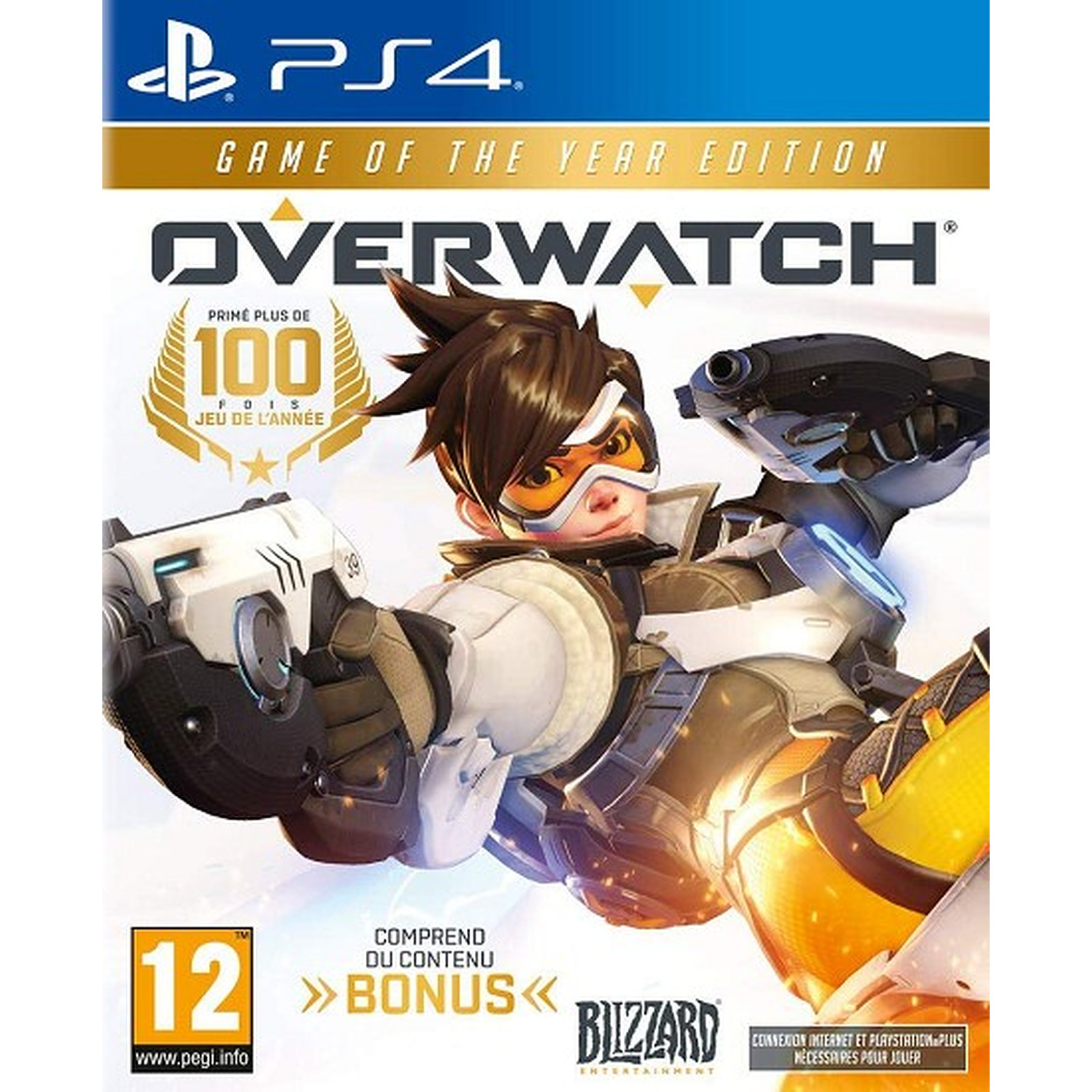 Overwatch Edition Game Of The Year (PS4)