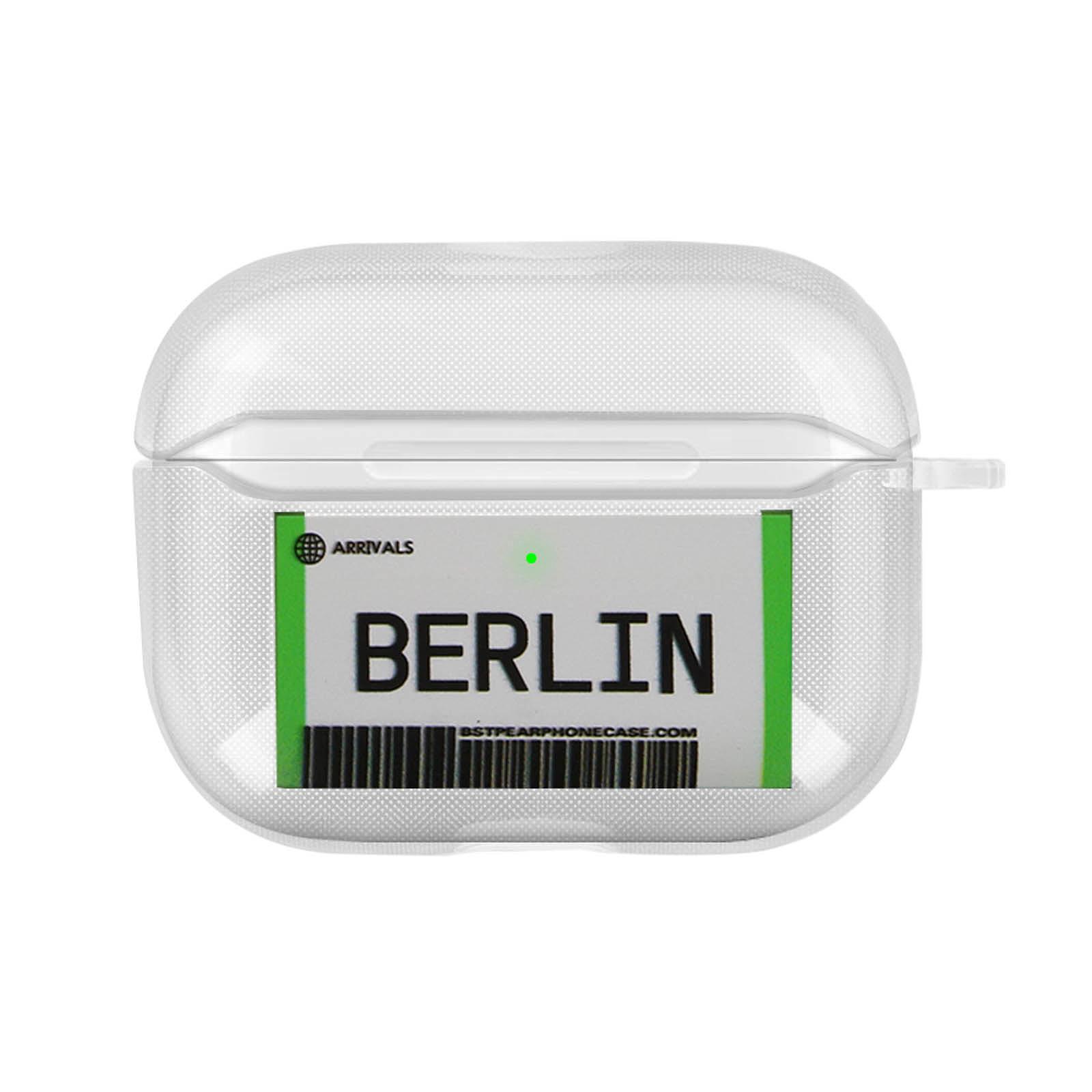 Avizar Coque Berlin pour AirPods Pro