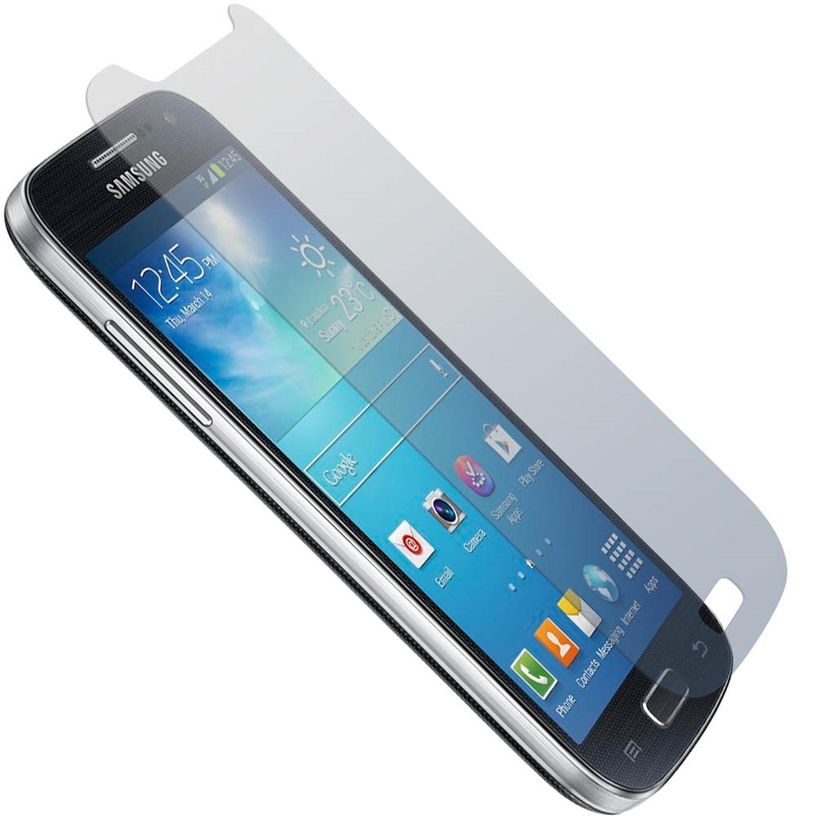 Avizar Film verre trempé Transparent pour Samsung Galaxy S4 Mini