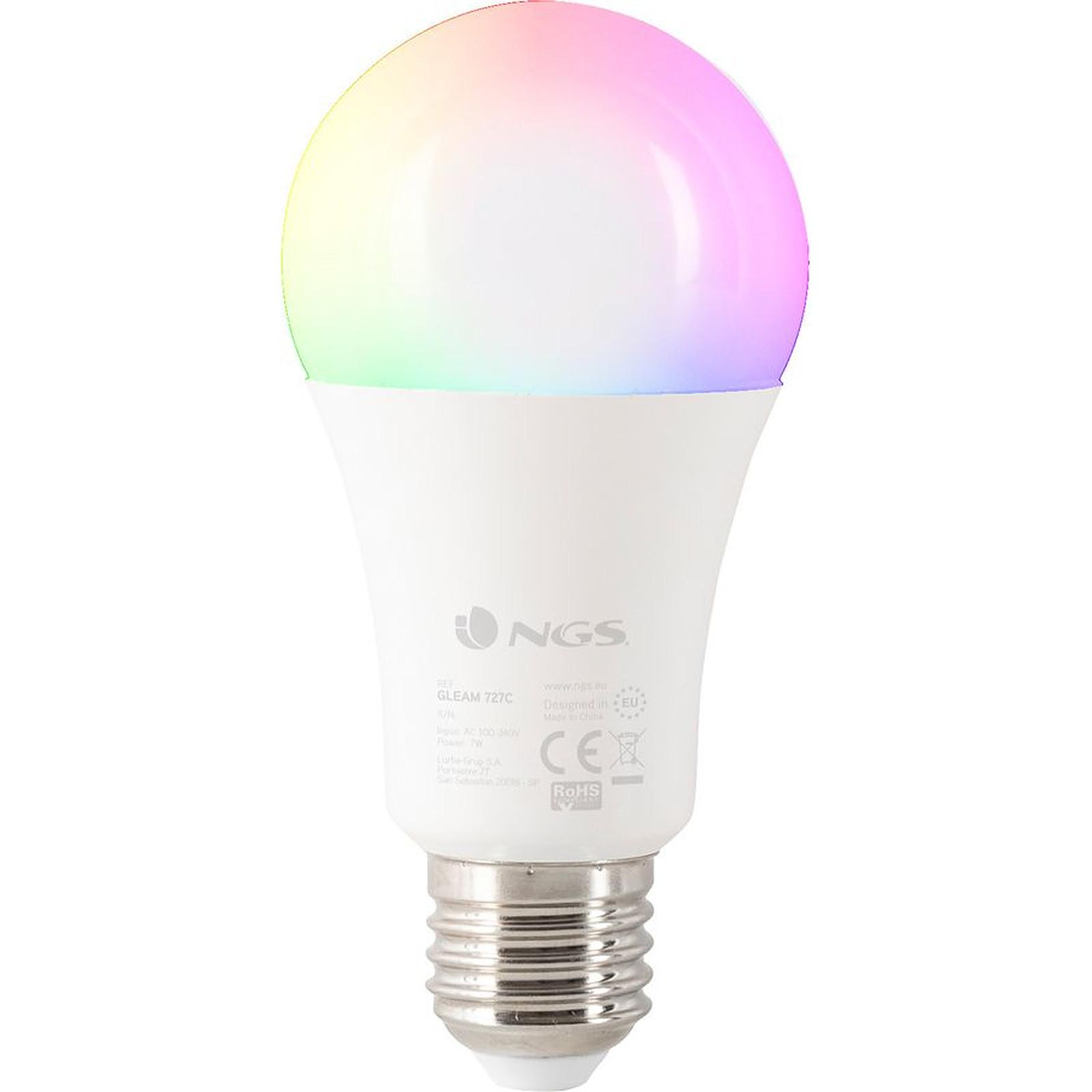 NGS Bulb Gleam 727C RGB E27 7W 500lm