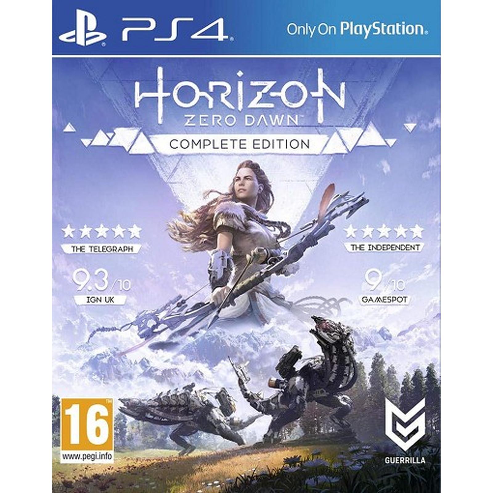 Horizon Zero Dawn Complete Edition (PS4)