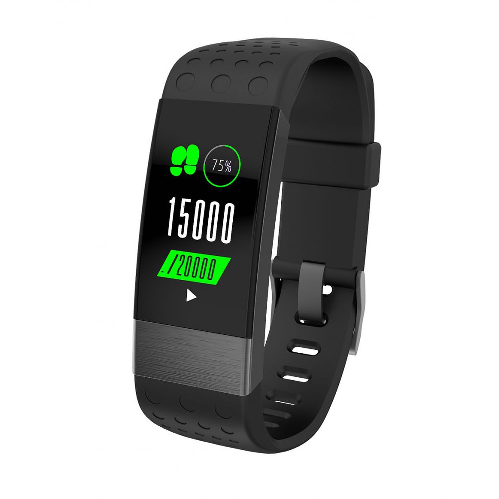 Cellys Bracelet connectée Fitness tracker WEEFIT Gris