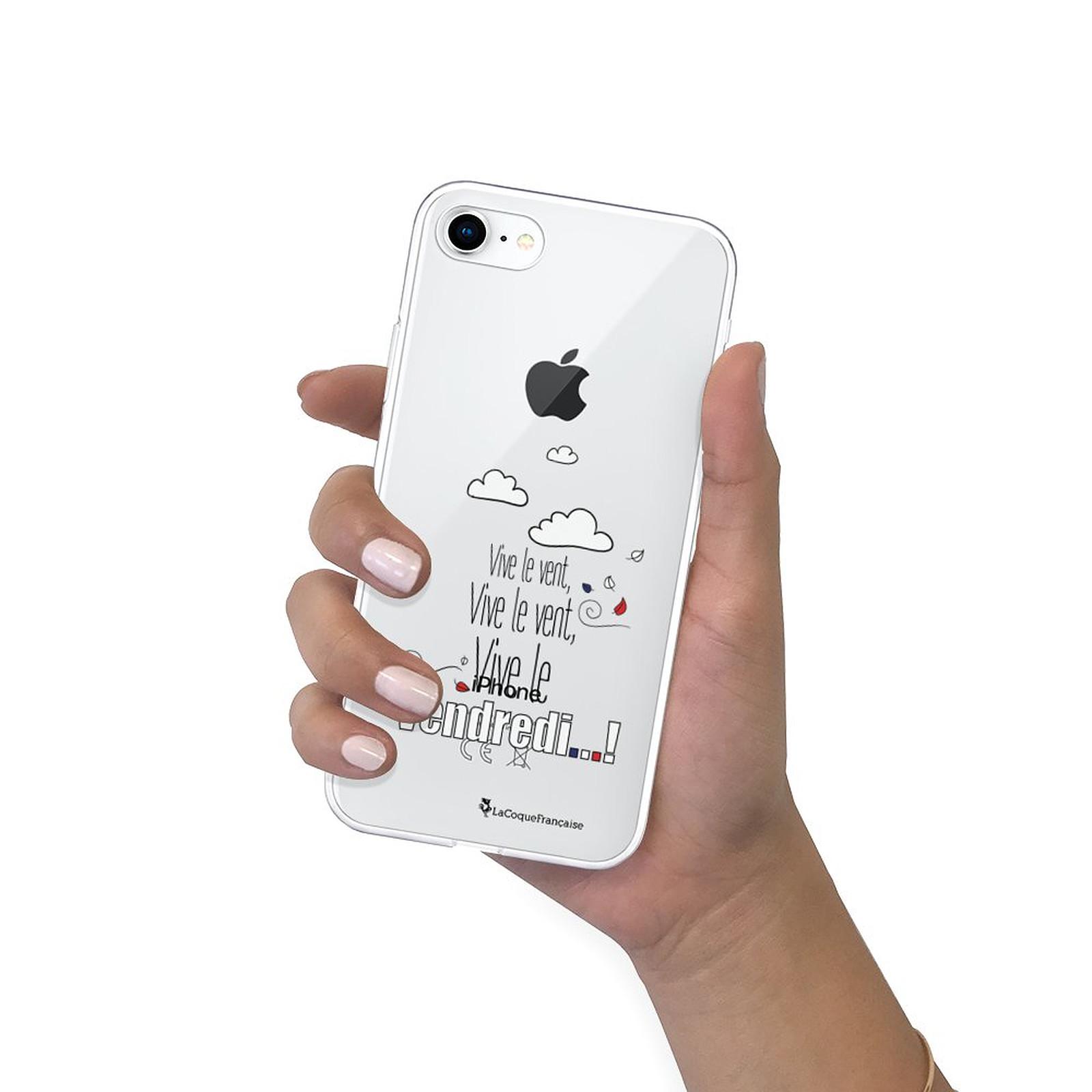 coque iphone 8 vive la france