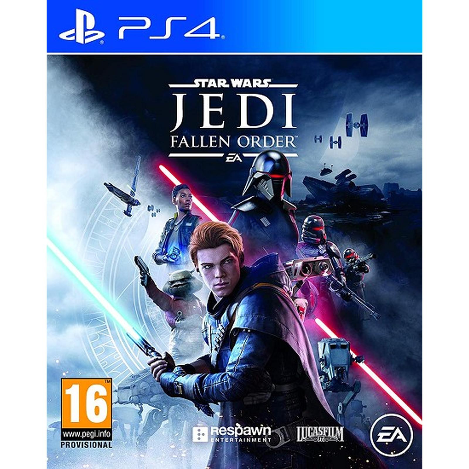 Star Wars Jedi Fallen Order (PS4)