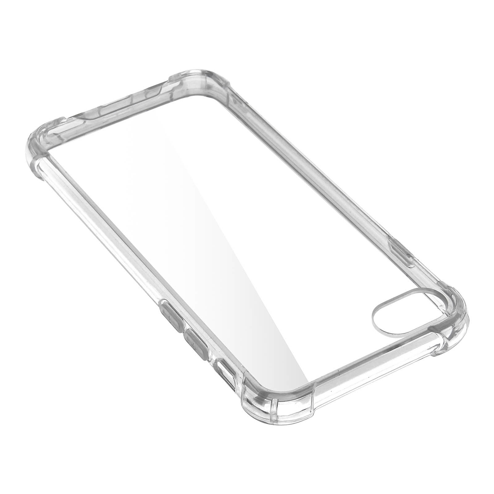 Avizar Coque Transparent Souple pour Apple iPhone 7 , Apple iPhone 8