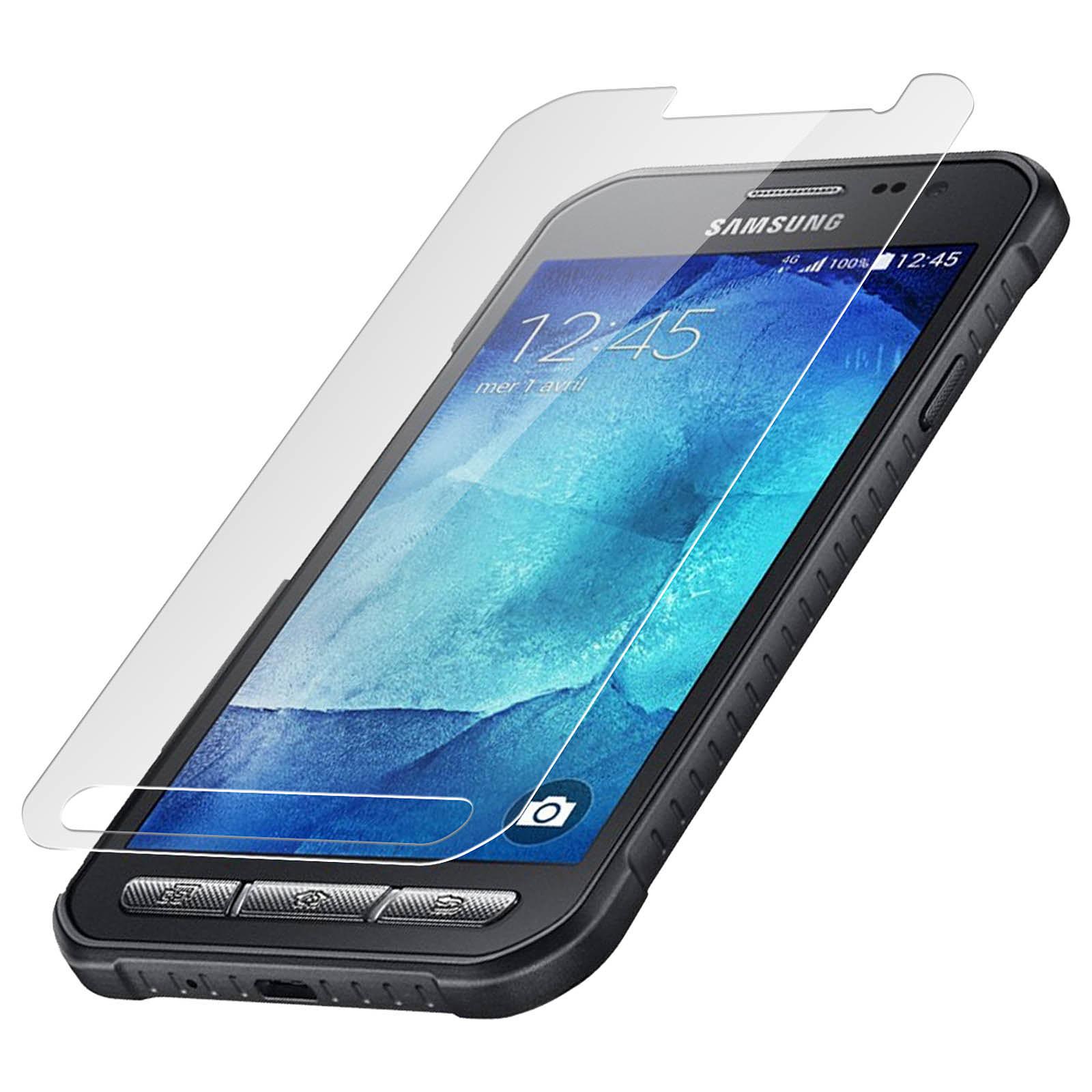 Avizar Film verre trempé Transparent pour Samsung Galaxy Xcover 3