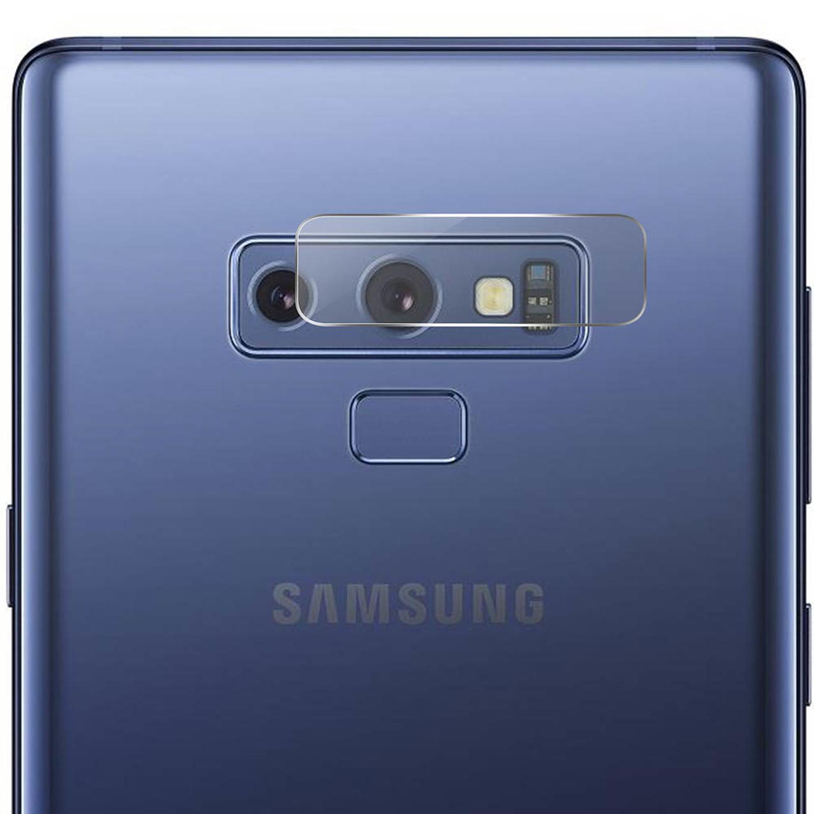 Avizar Film Caméra Transparent pour Samsung Galaxy Note 9
