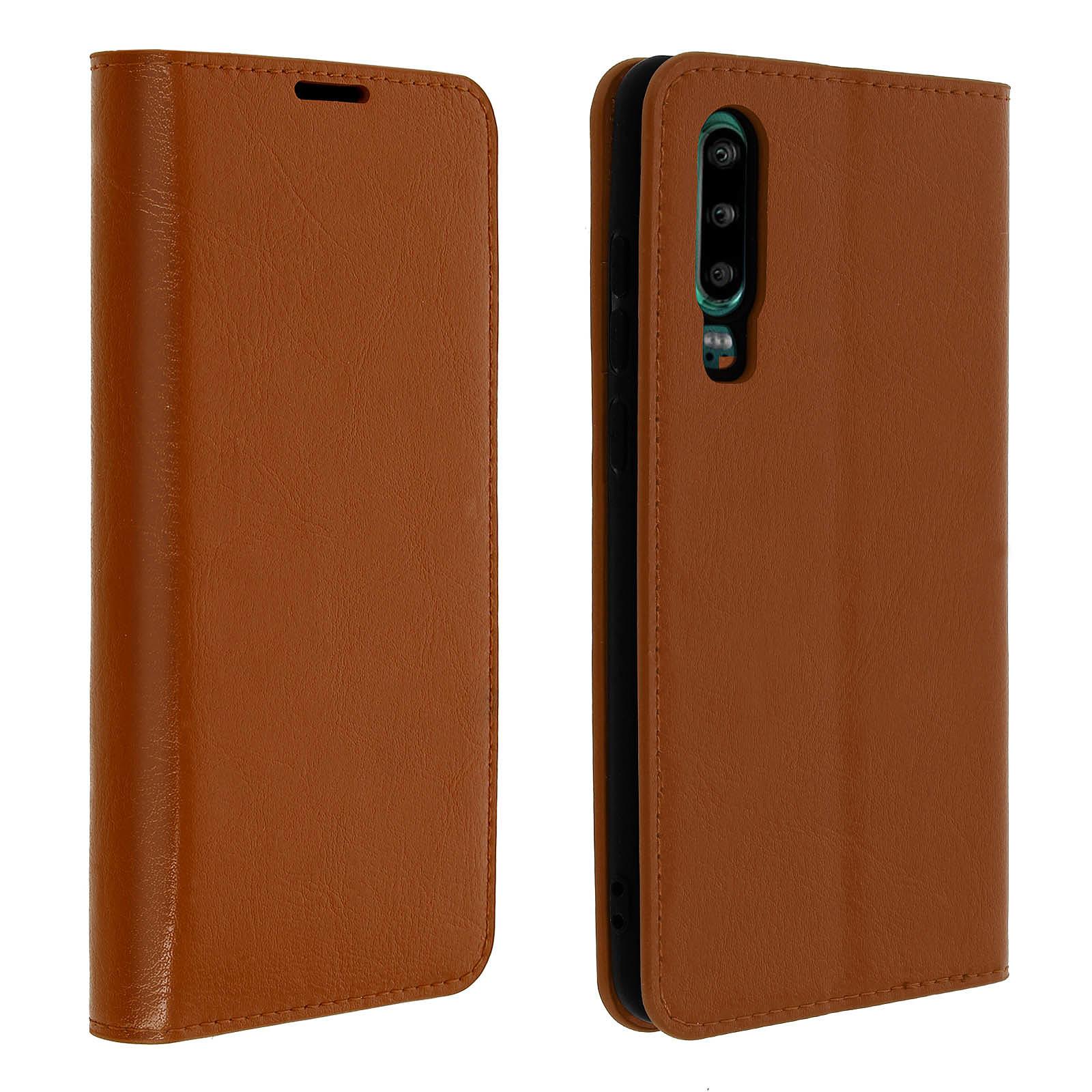 Avizar Etui folio Camel pour Huawei P30