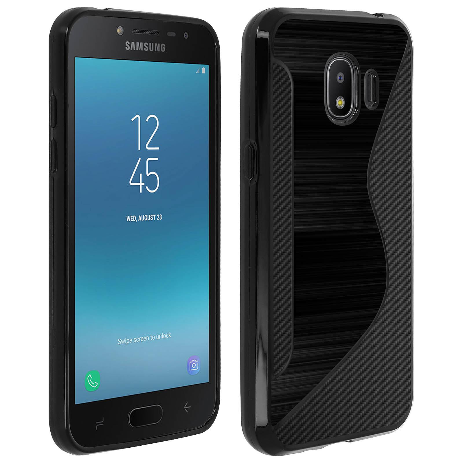 Avizar Coque Noir pour Samsung Galaxy Grand Prime Pro