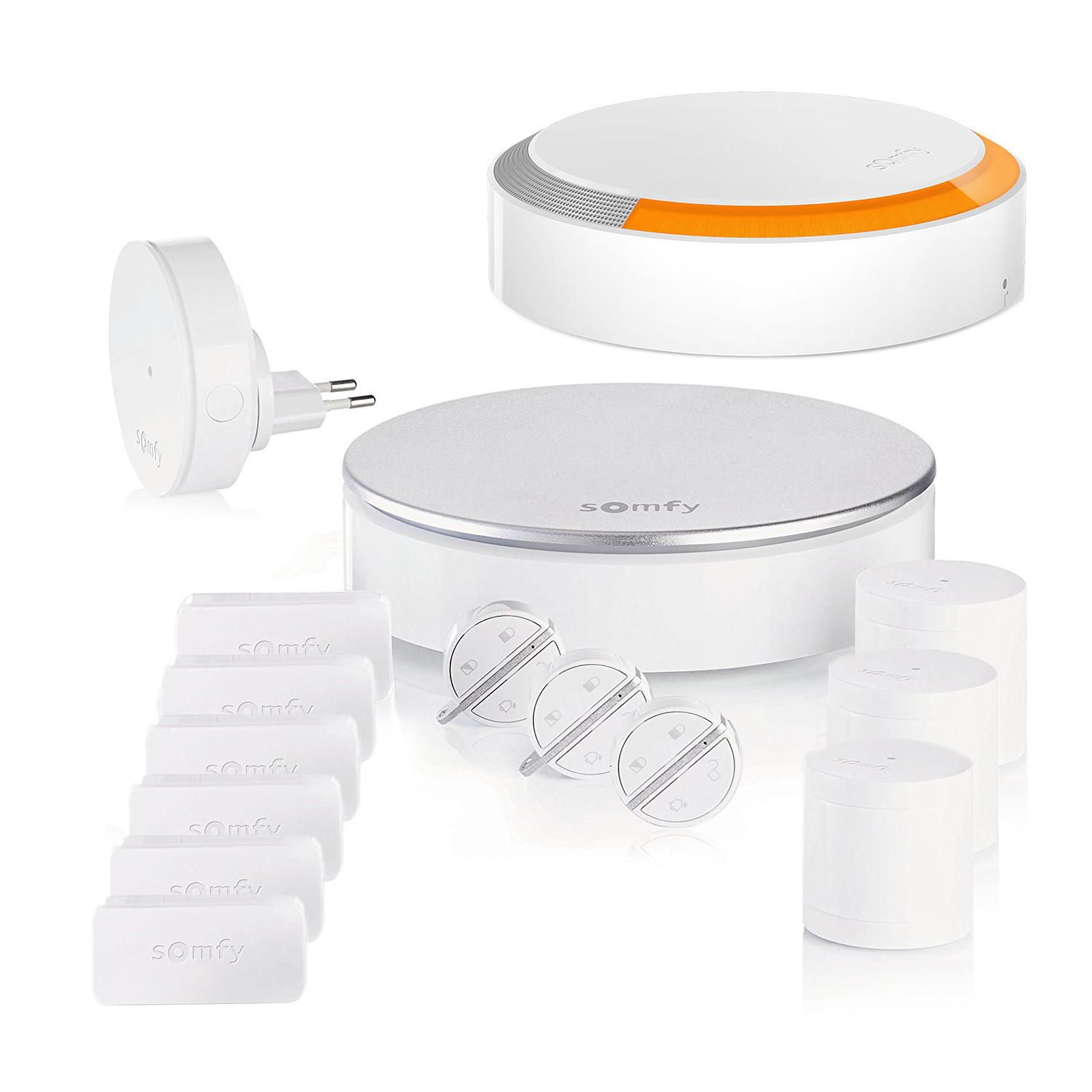 Somfy Pack Protect Home Alarm Starter - Kit 3