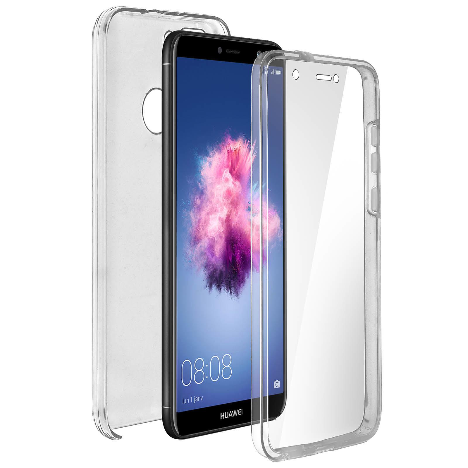 Avizar Coque Transparent pour Huawei P Smart
