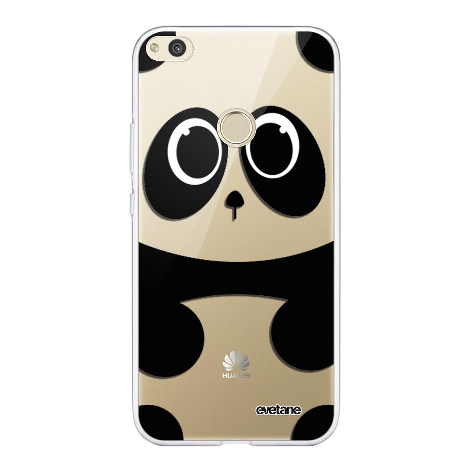 EVETANE Coque Huawei P8 lite 2017 souple transparente Panda - Coque téléphone Evetane sur LDLC