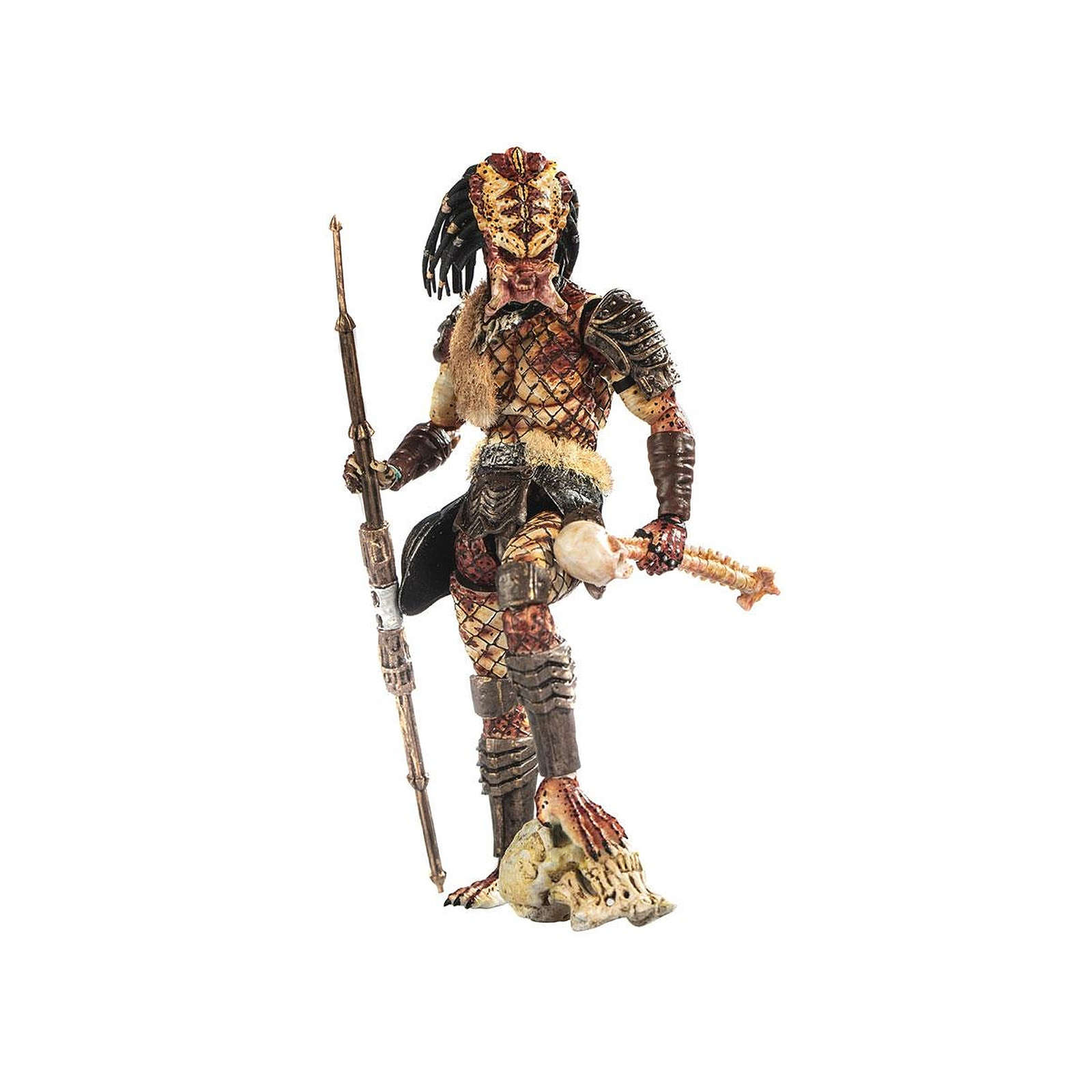 Predator 2 - Figurine 1/18 Shadow-Snake Pradator Previews Exclusive 11 cm