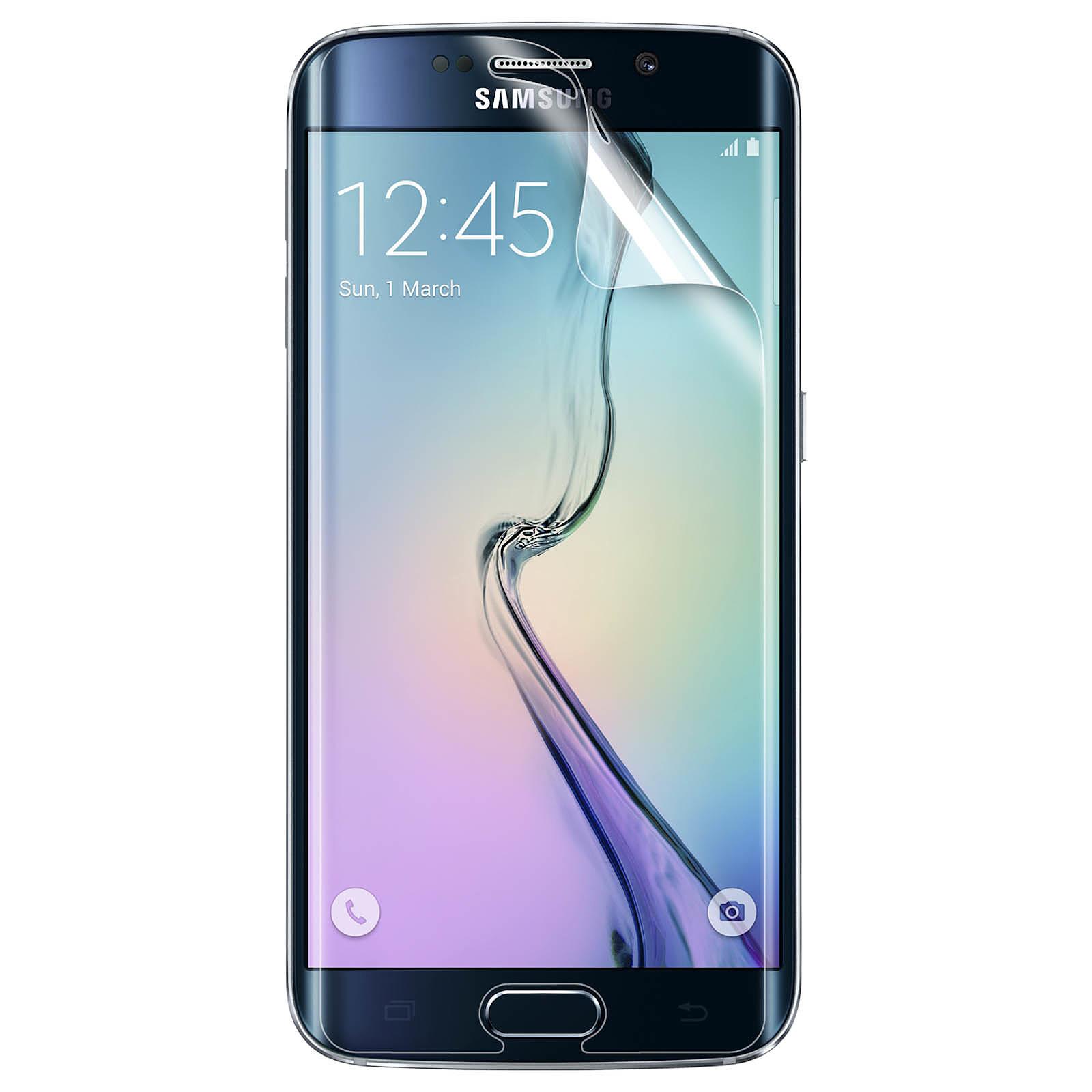 Avizar Film protecteur Transparent pour Samsung Galaxy S6 Edge