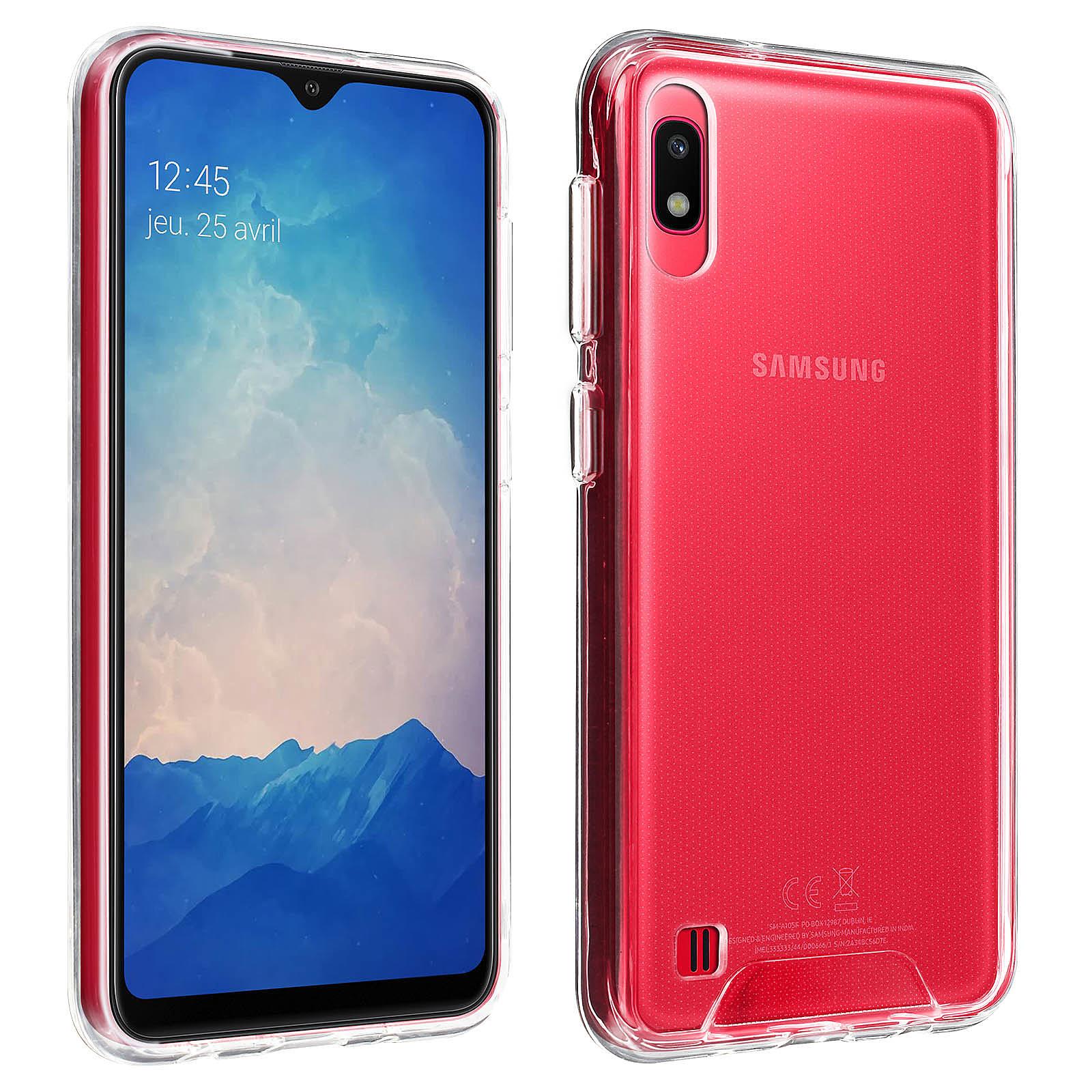 Avizar Coque Transparent pour Samsung Galaxy A10 , Samsung Galaxy M10