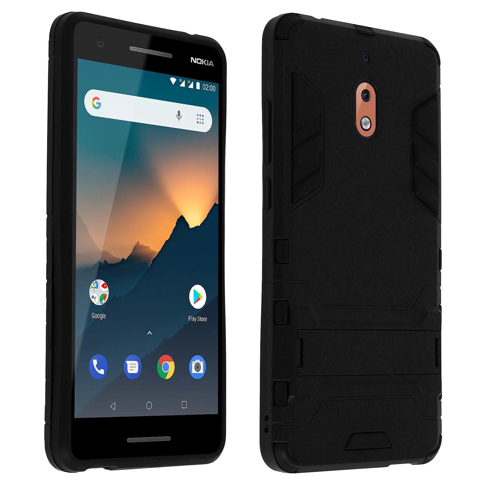 Avizar Coque Noir pour Nokia 2.1
