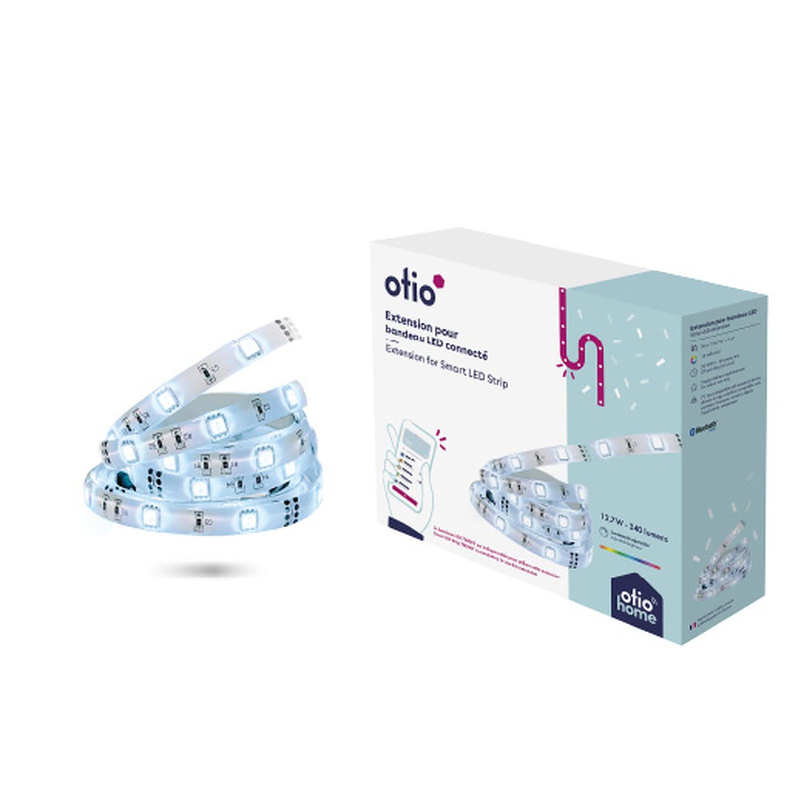 Otio Extension pour ruban LED connecté 28W 2m