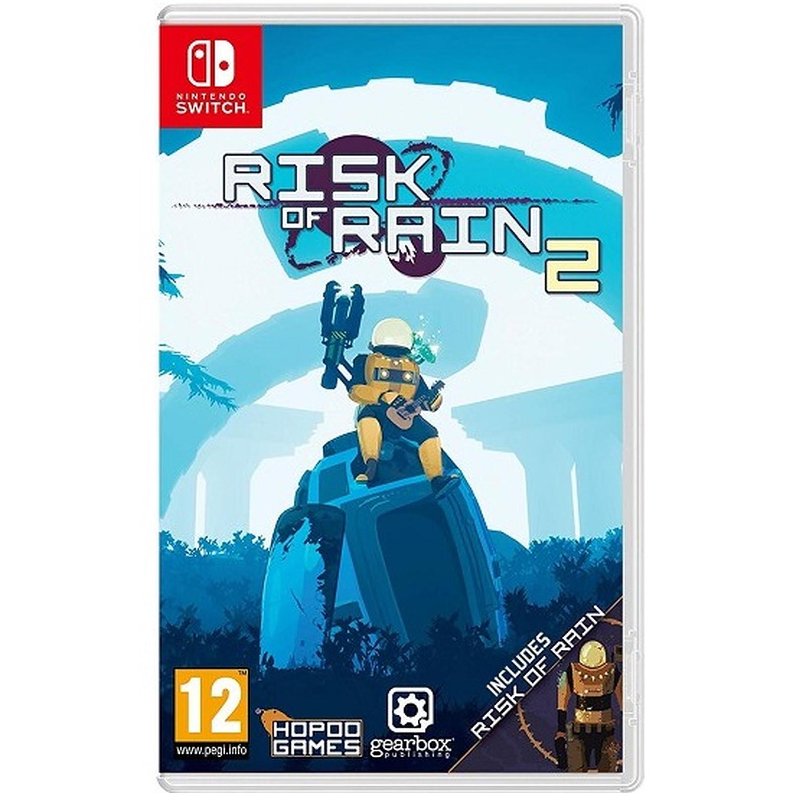 Risk of Rain 2 (SWITCH)
