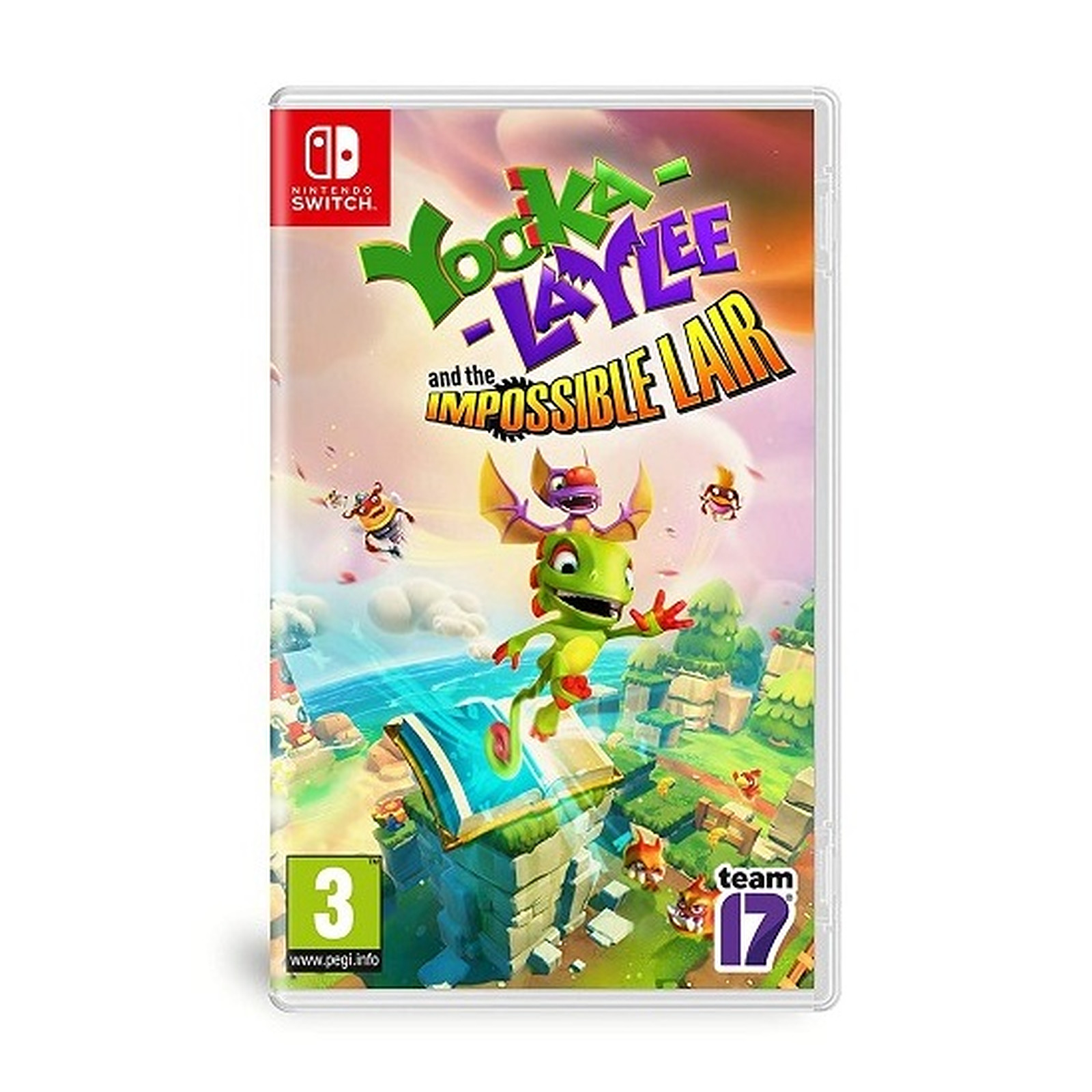 Yooka Laylee The Impossible Lair (SWITCH)