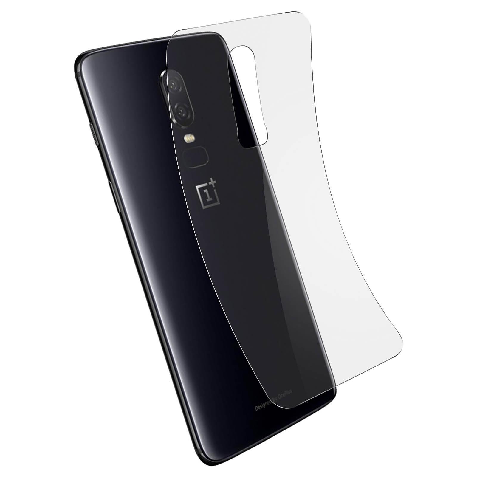 Avizar Film protecteur Transparent pour OnePlus 6