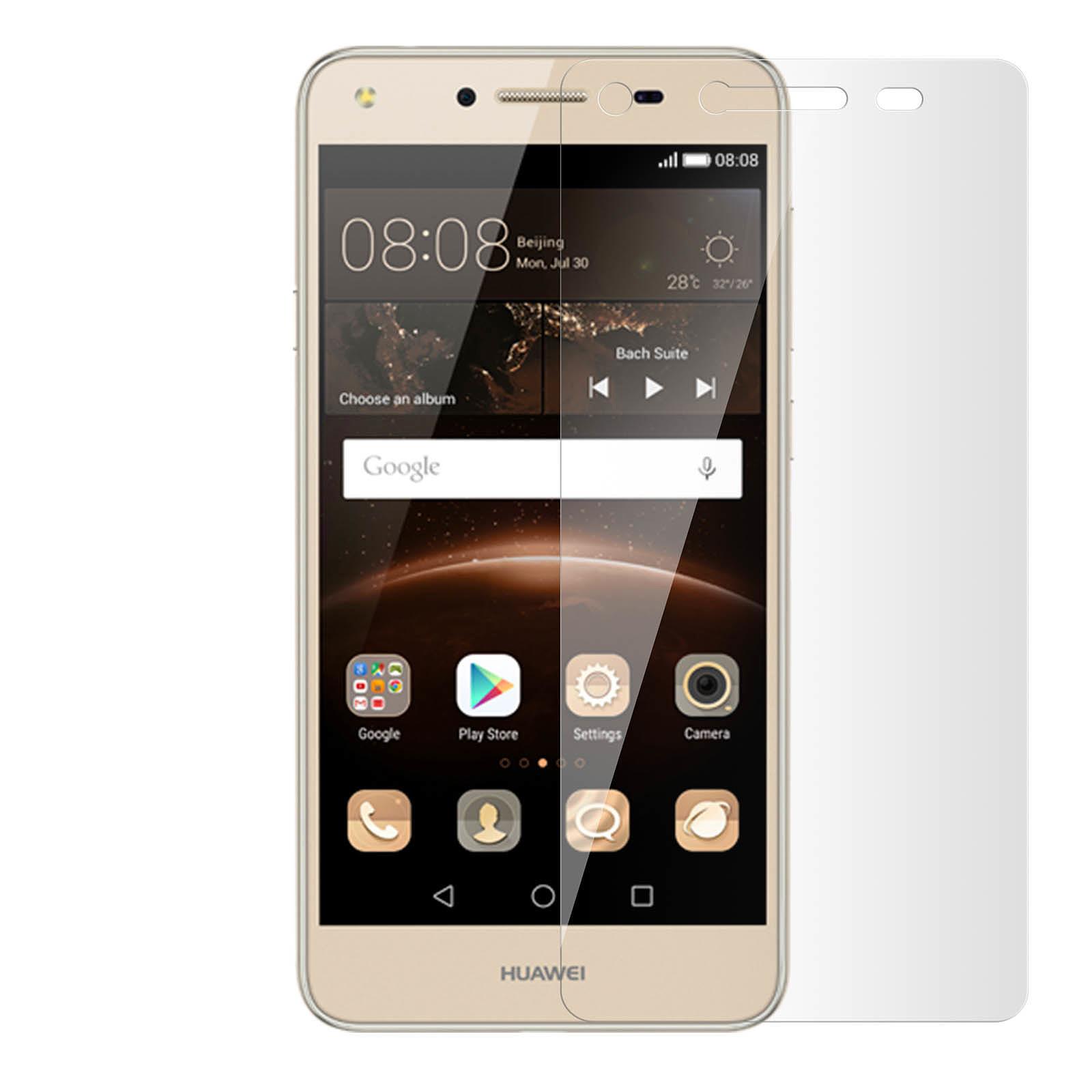 Avizar Film verre trempé Transparent pour Huawei Y5 2