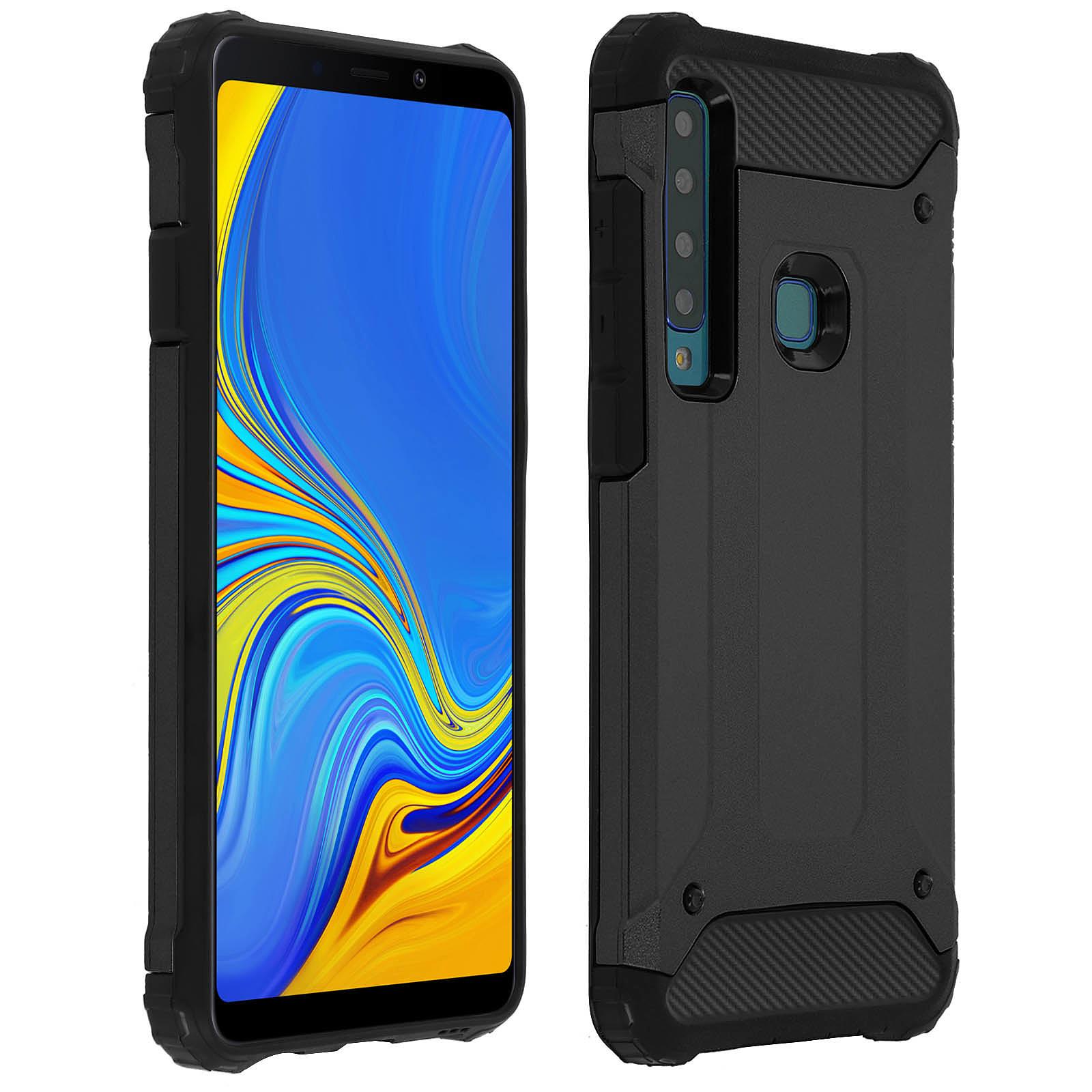 Avizar Coque Noir pour Samsung Galaxy A9 2018