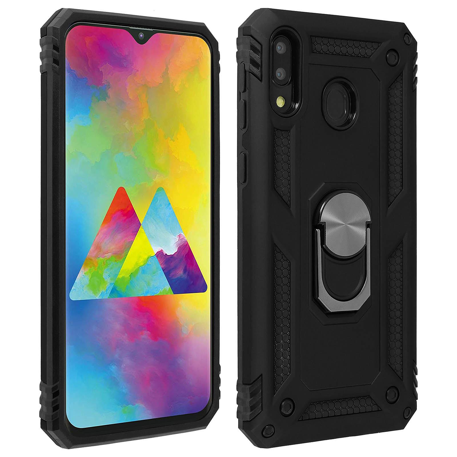Avizar Coque Noir pour Samsung Galaxy M20