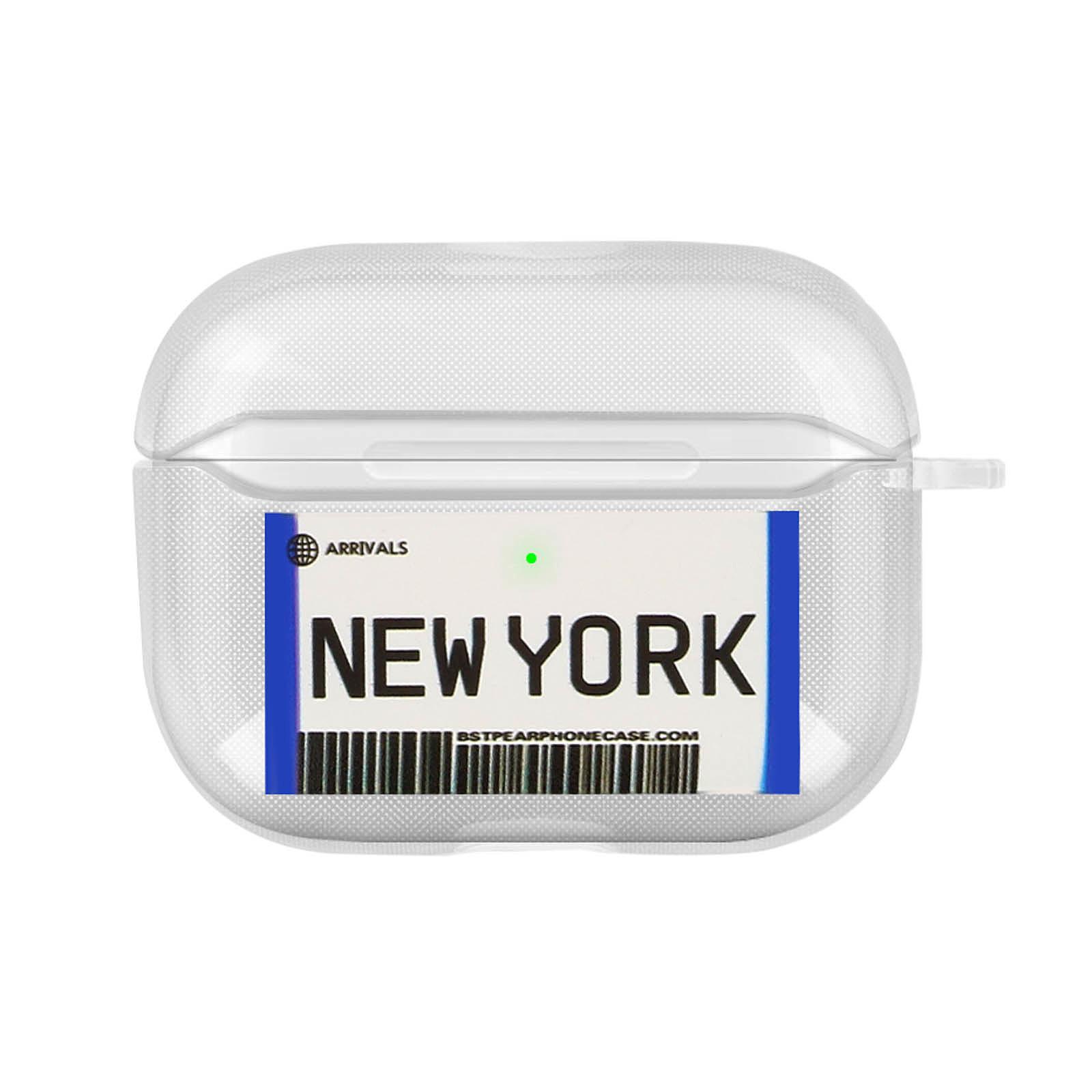 Avizar Coque New York pour AirPods Pro